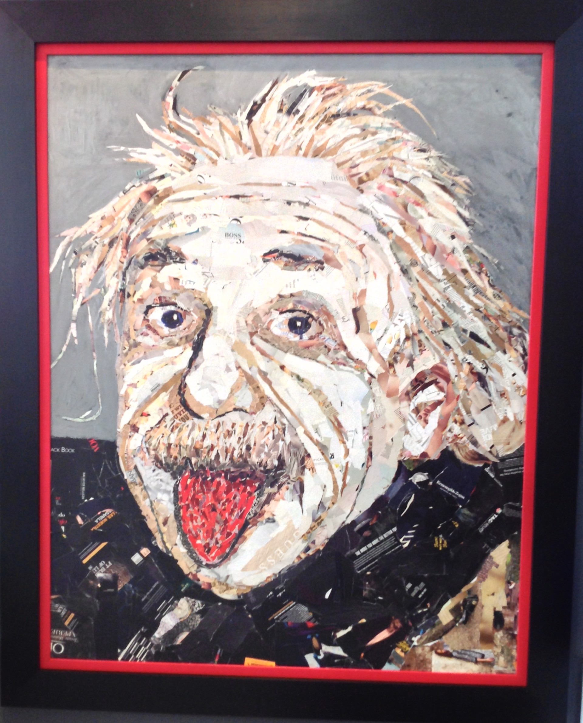 """Einstein"" by Gary Goodrich"