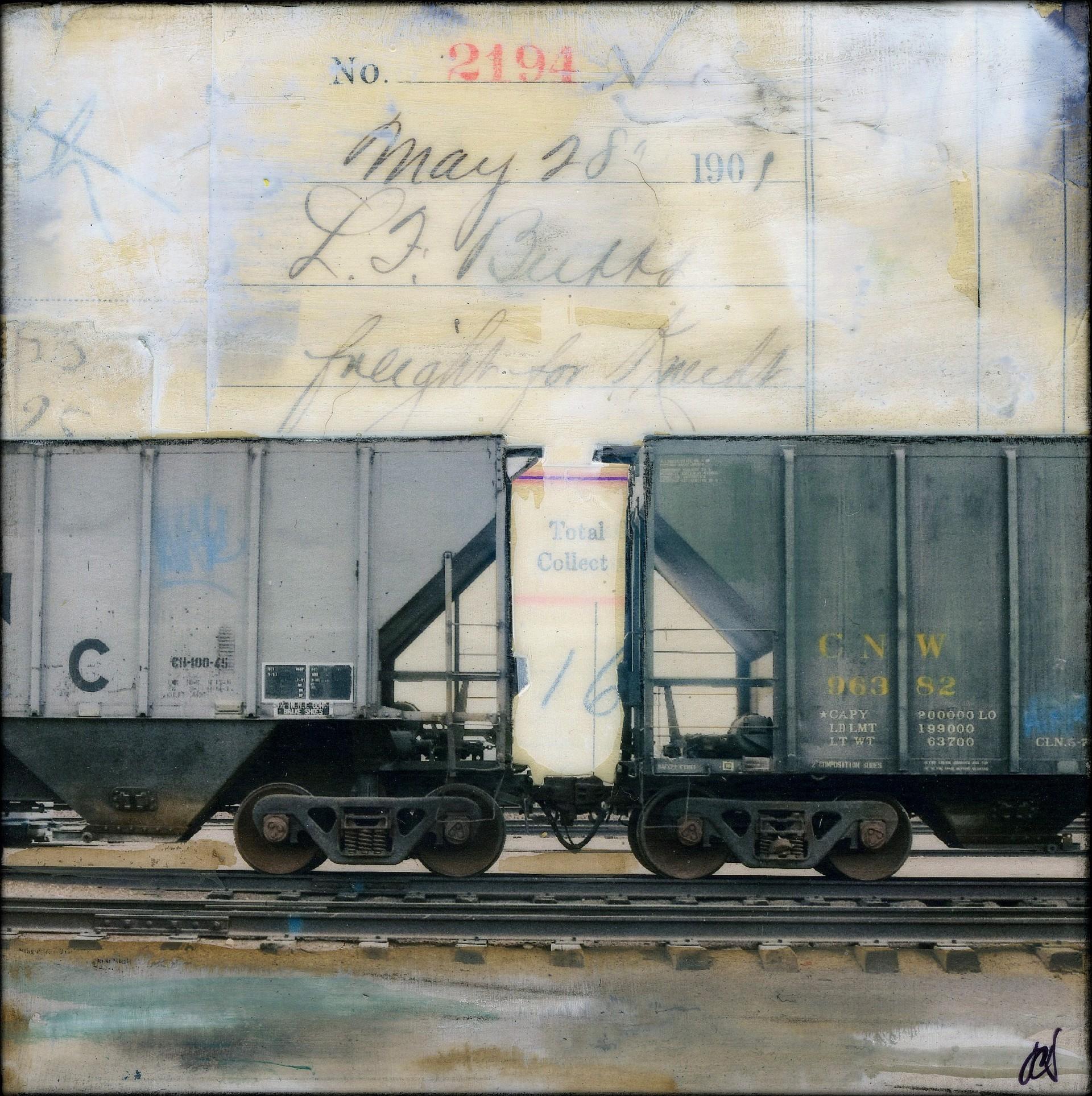 Hopper Cars II by JC Spock