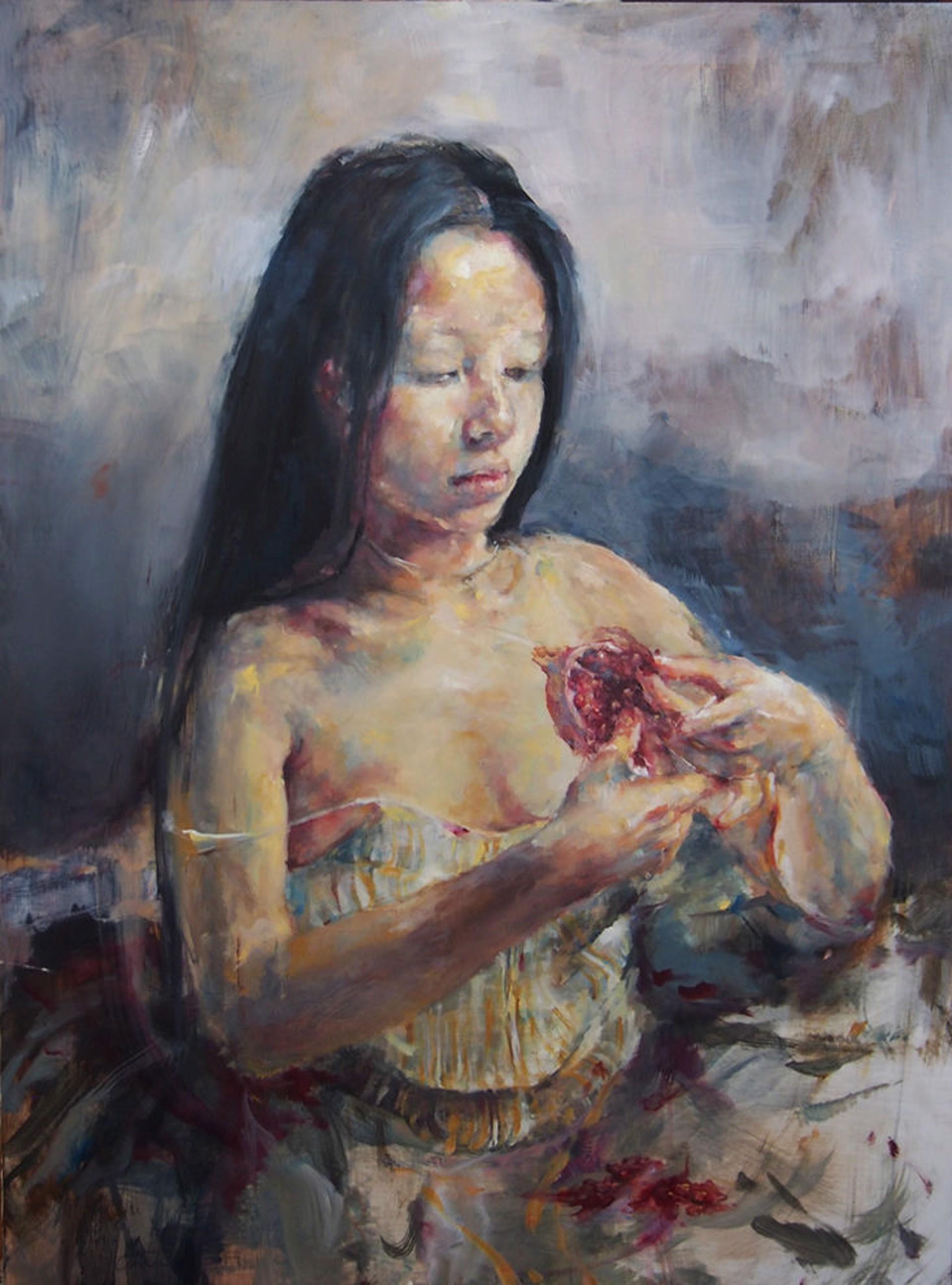 Efflorescence by Jaclyn Alderete