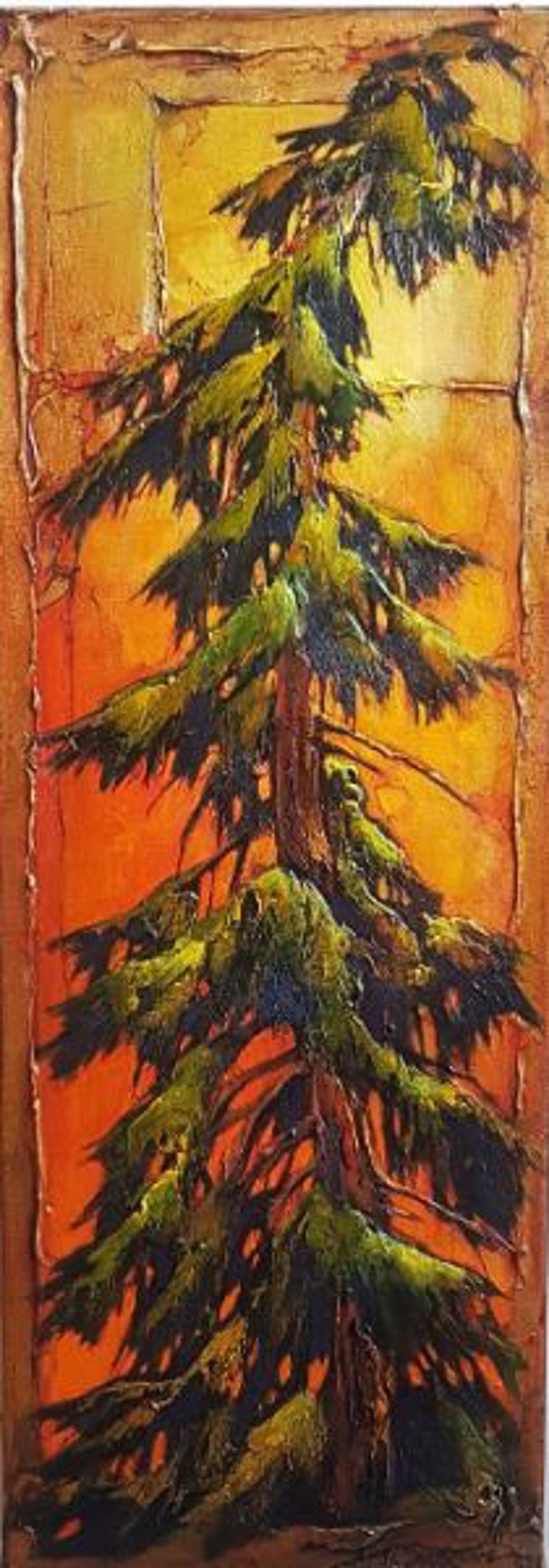 David Langevin - Orange Addict by Historical Art