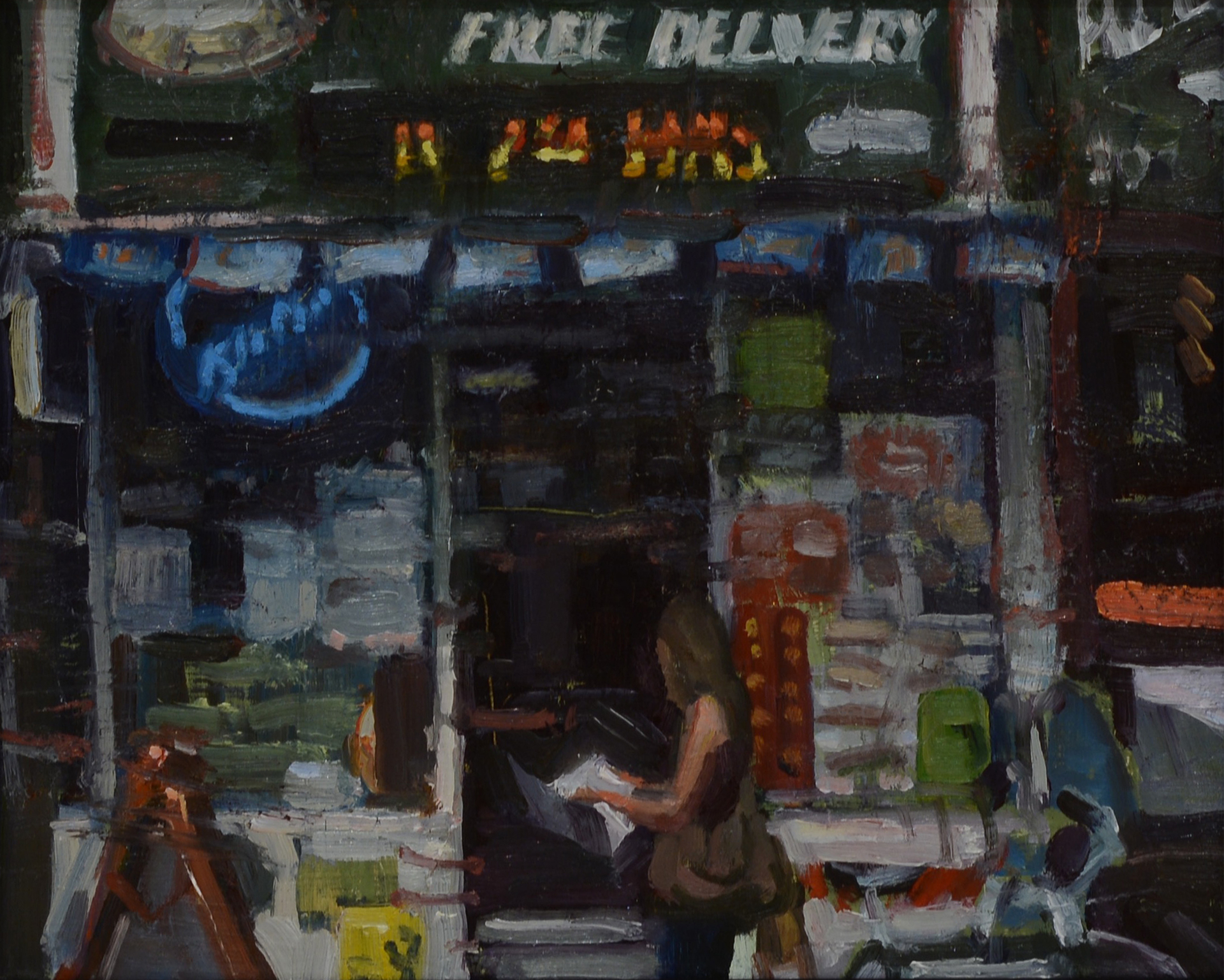 Free Delivery by Jim Beckner