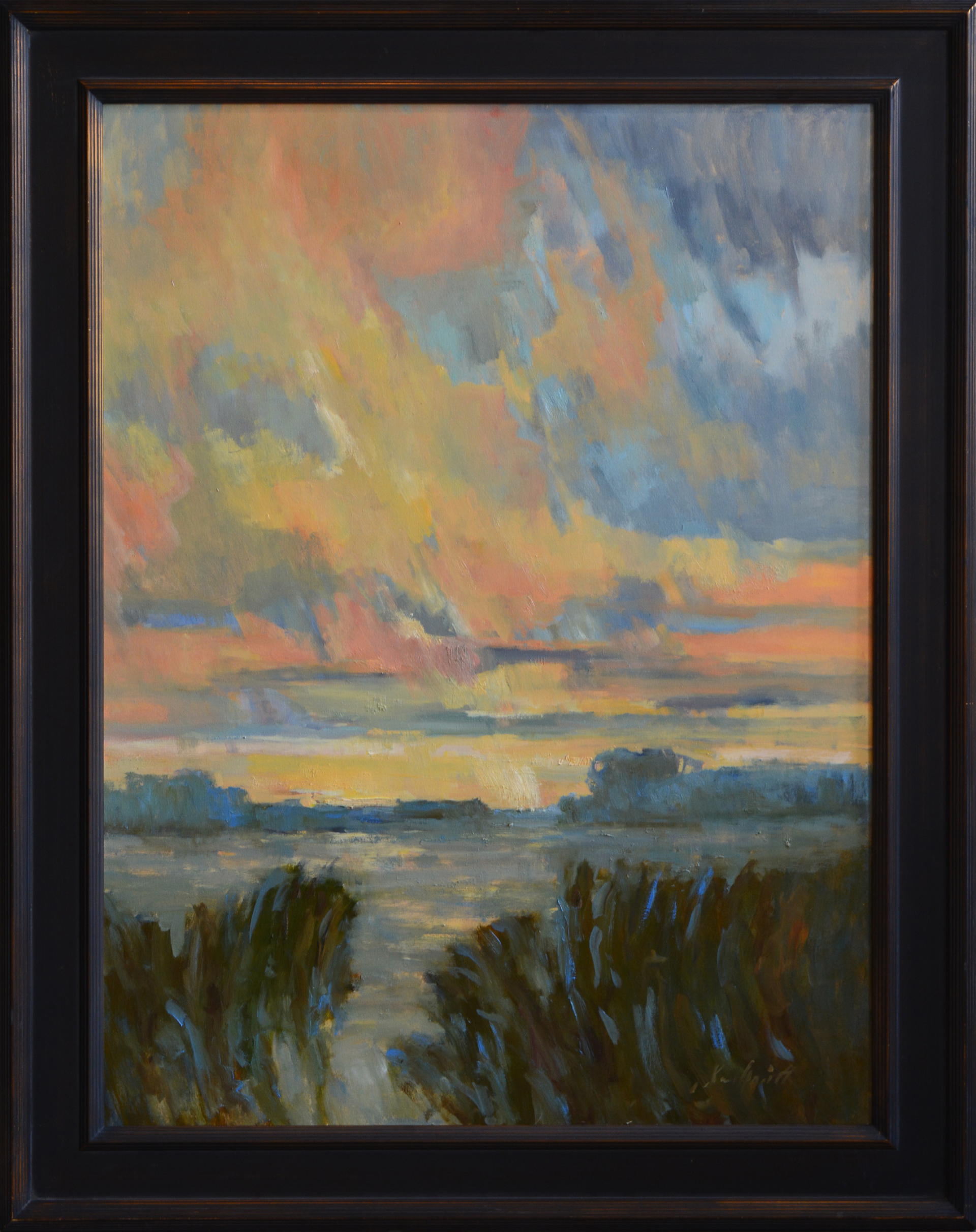 Whisper of Evening by Karen Hewitt Hagan