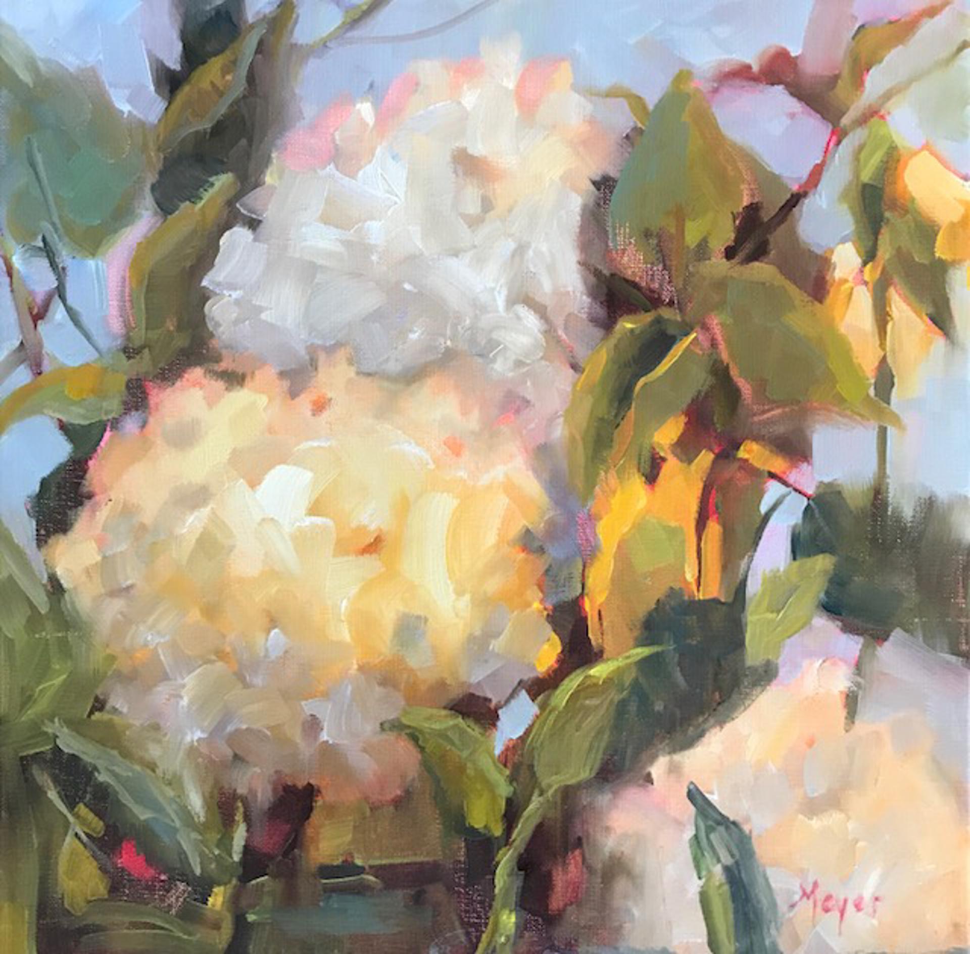 Lemon Light II by Laurie Meyer