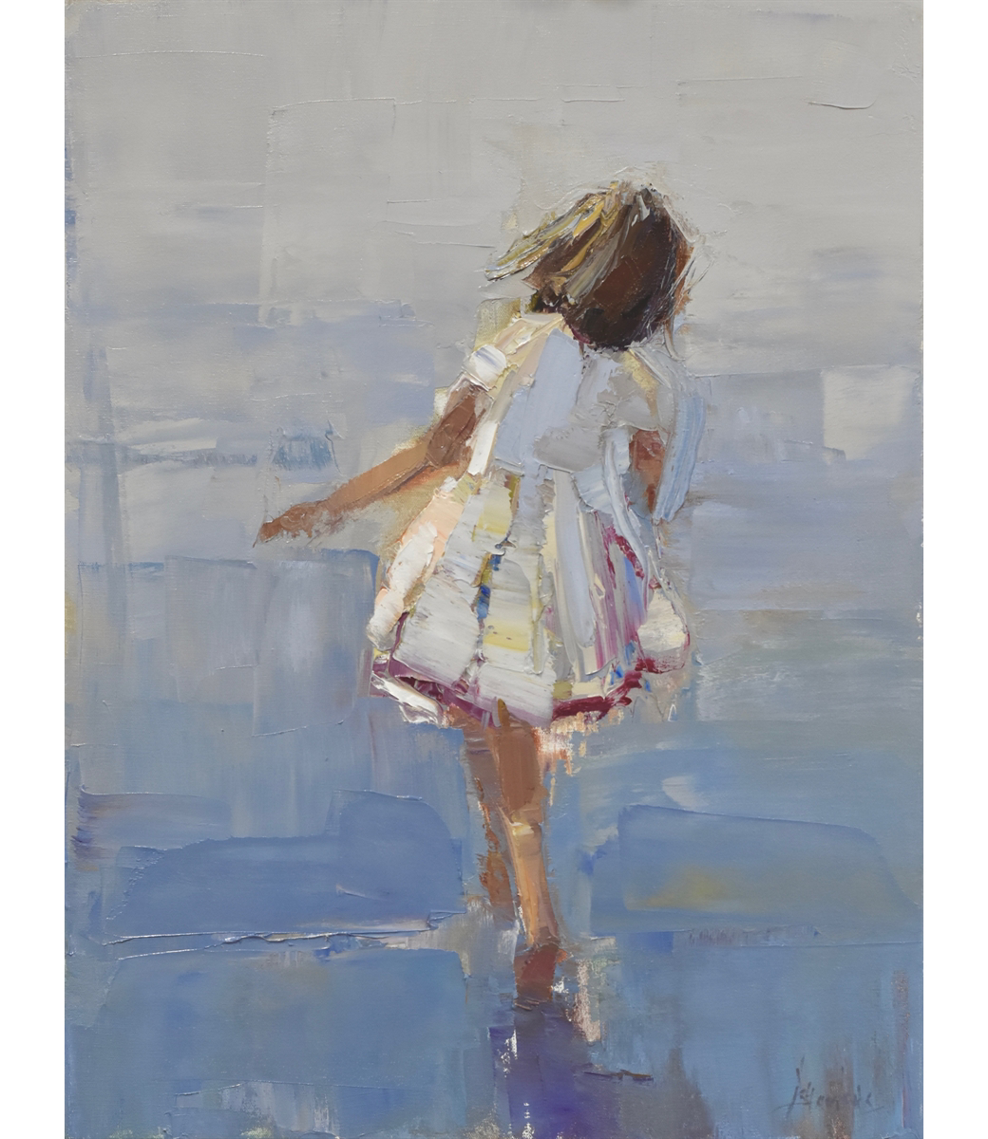 Carefree by Barbara Flowers