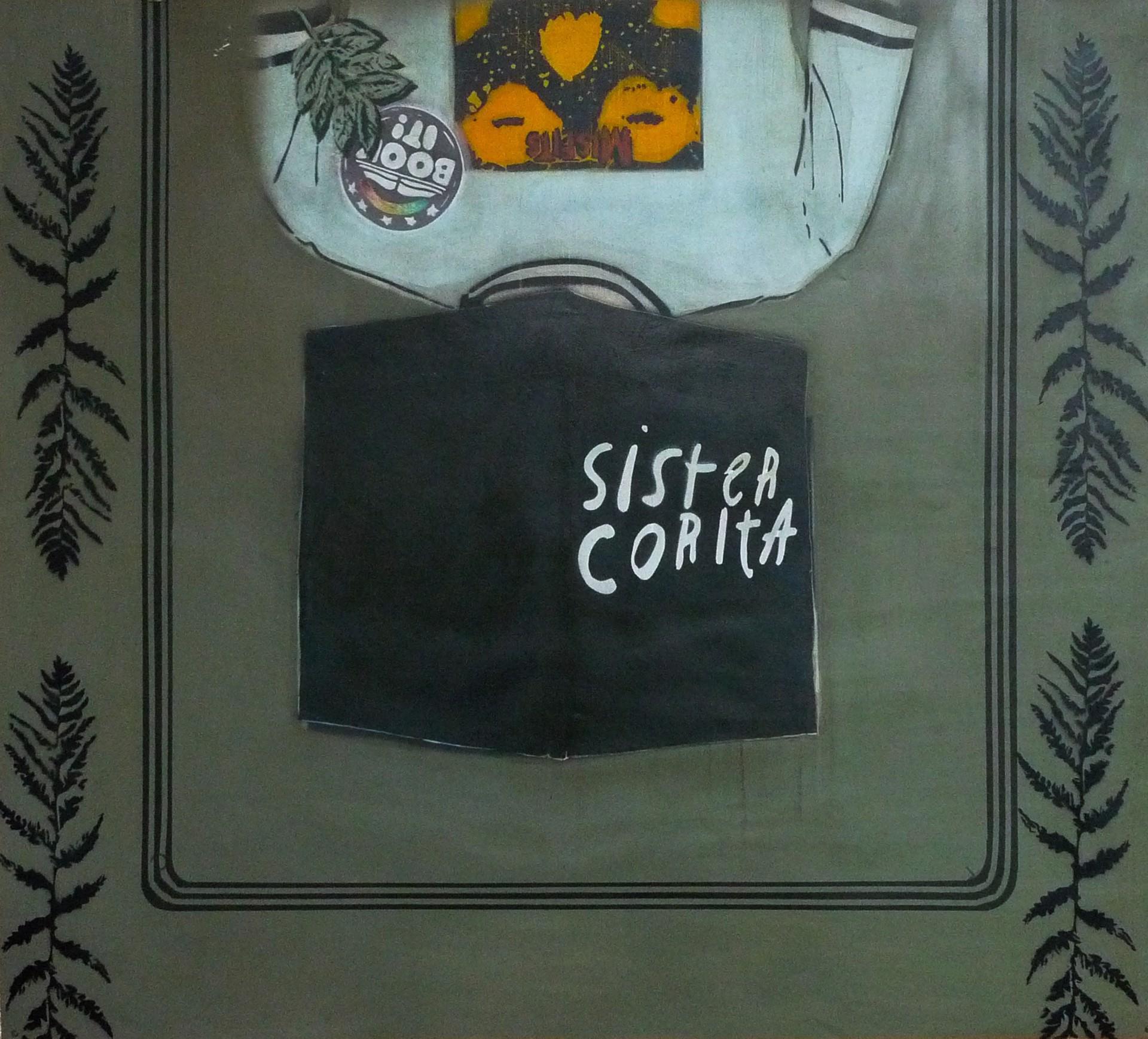 Sister Corita by Mando Marie