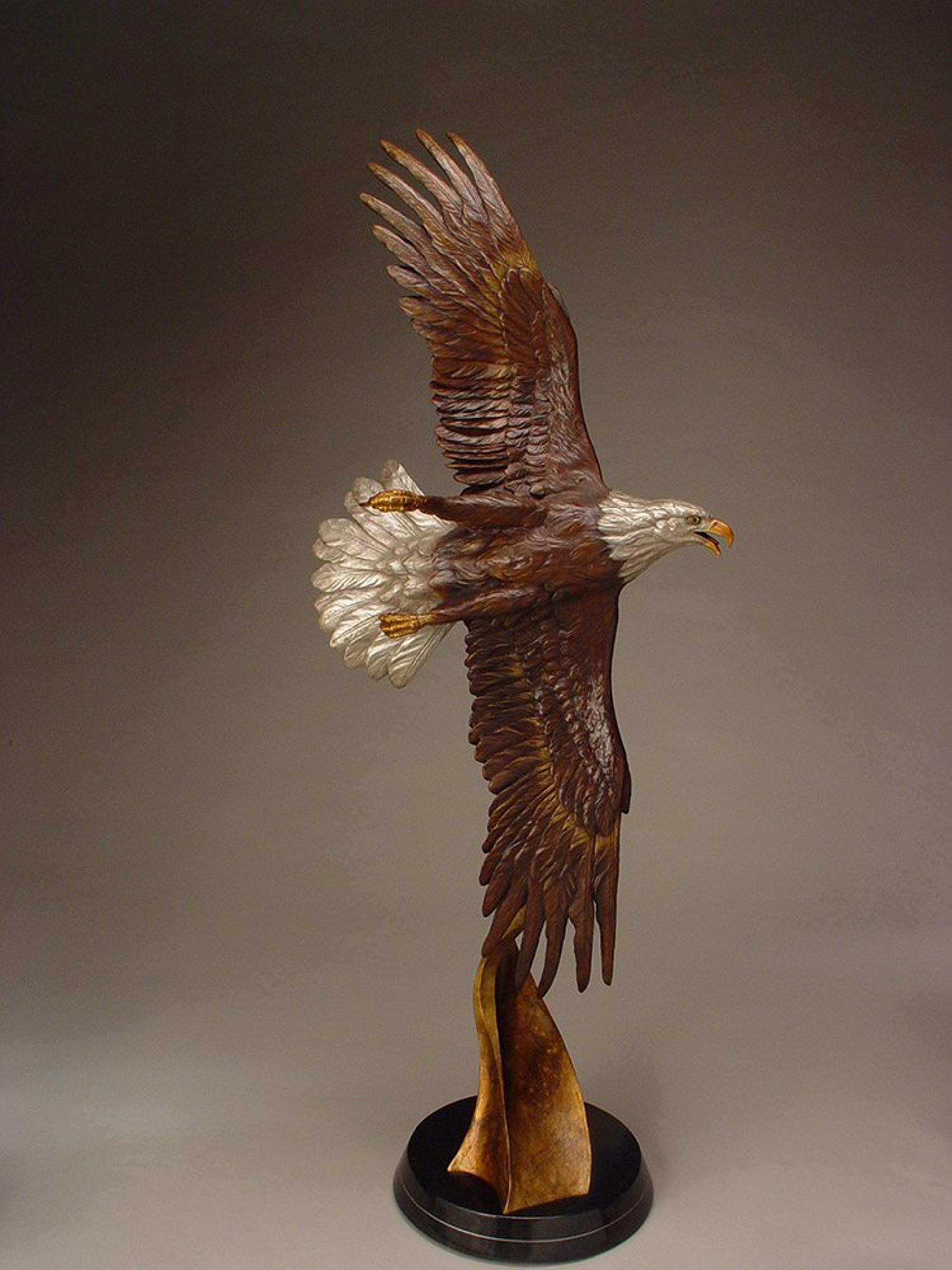 Flying Free by Eugene Morelli