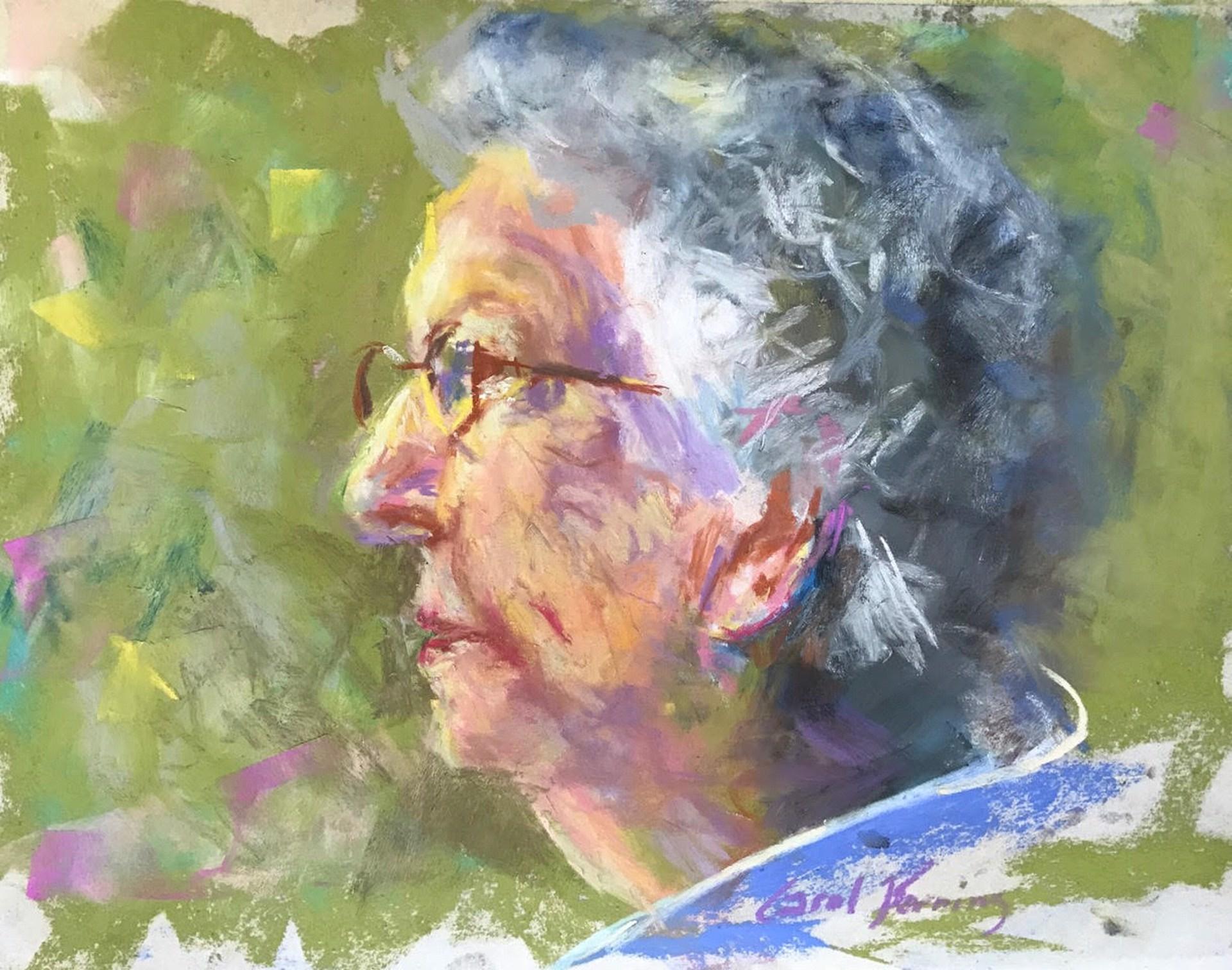 Mother's Gaze by Carol Berning