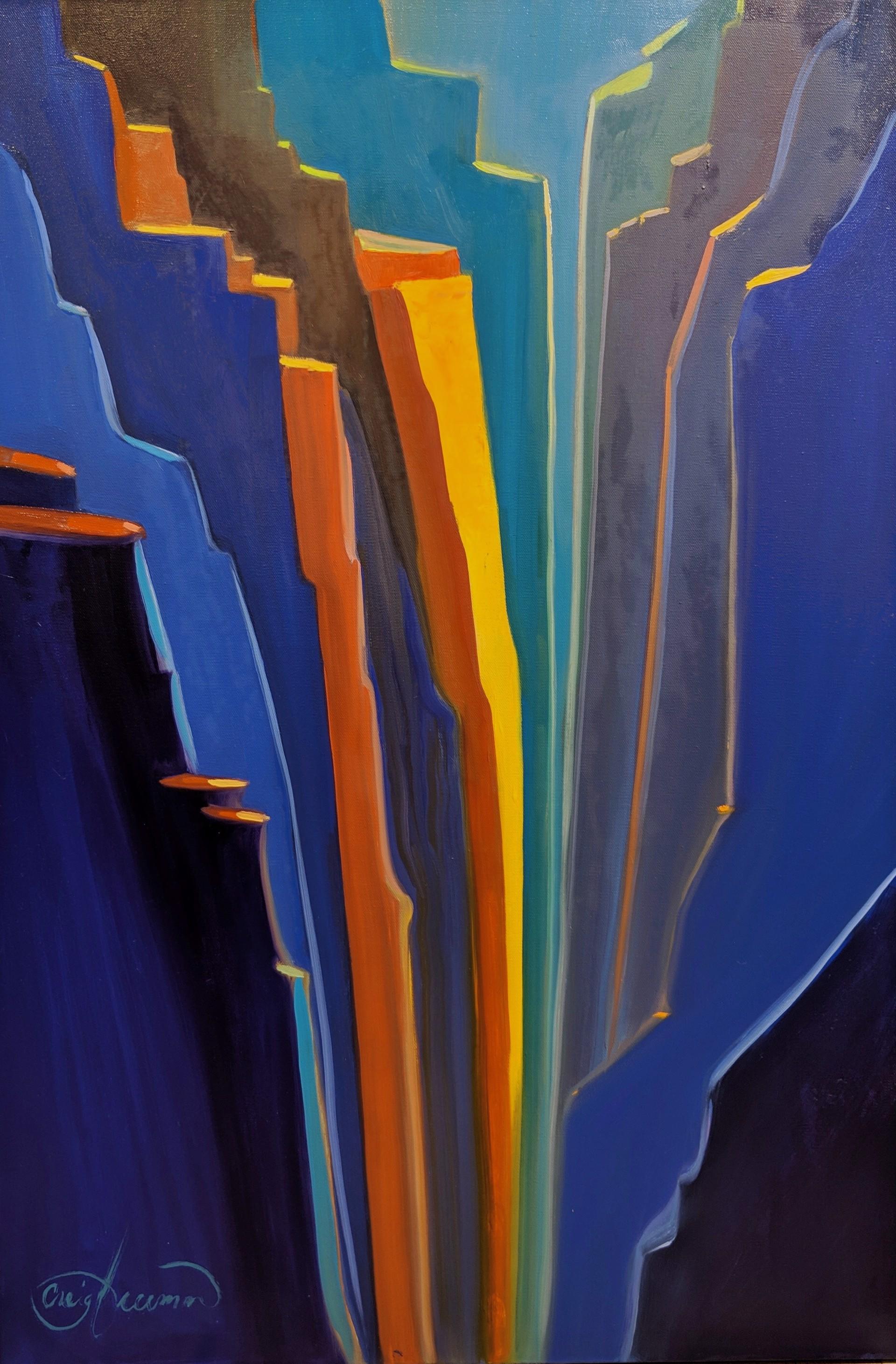 Ascending by Craig Freeman