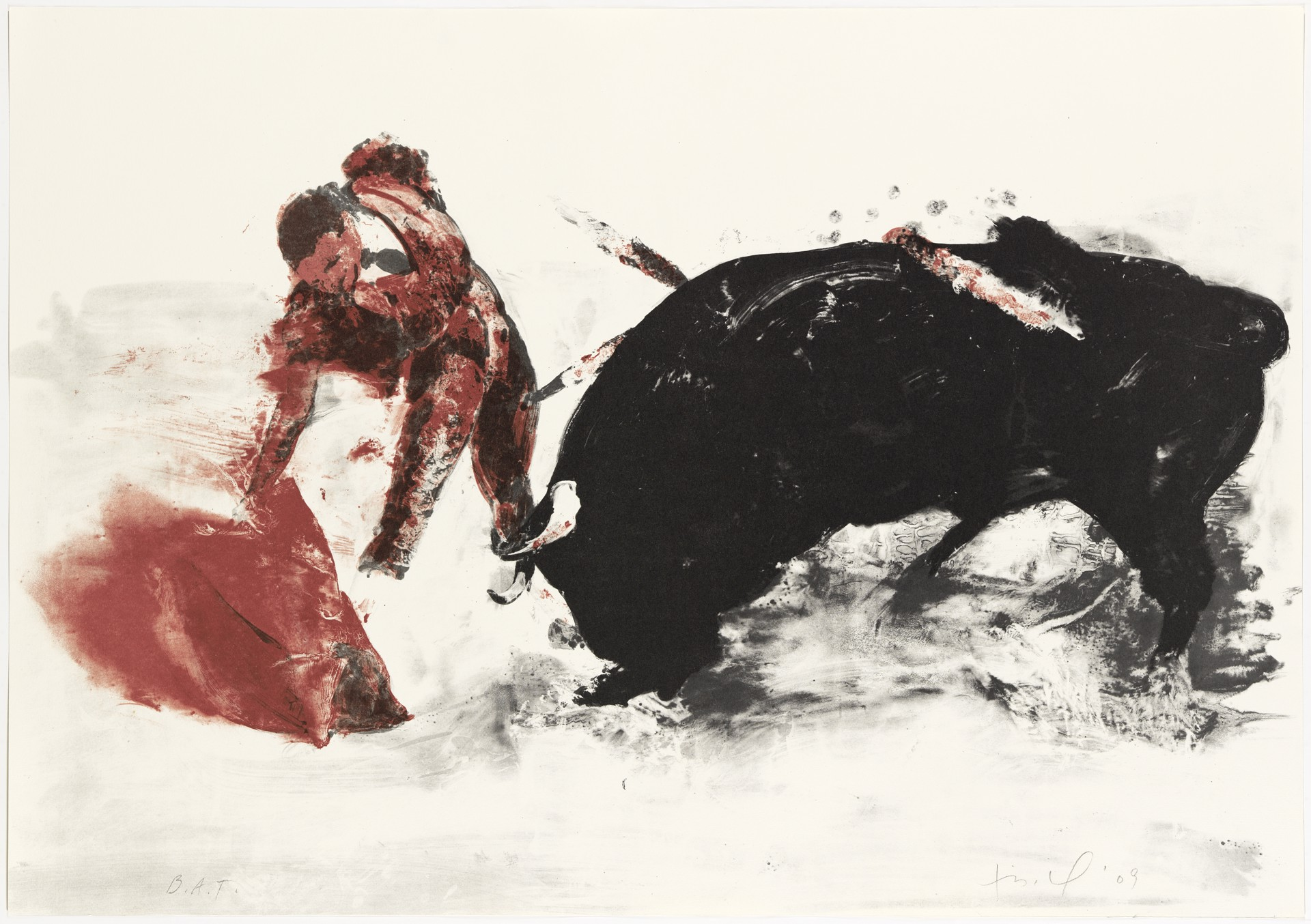 Untitled #3 by Eric Fischl