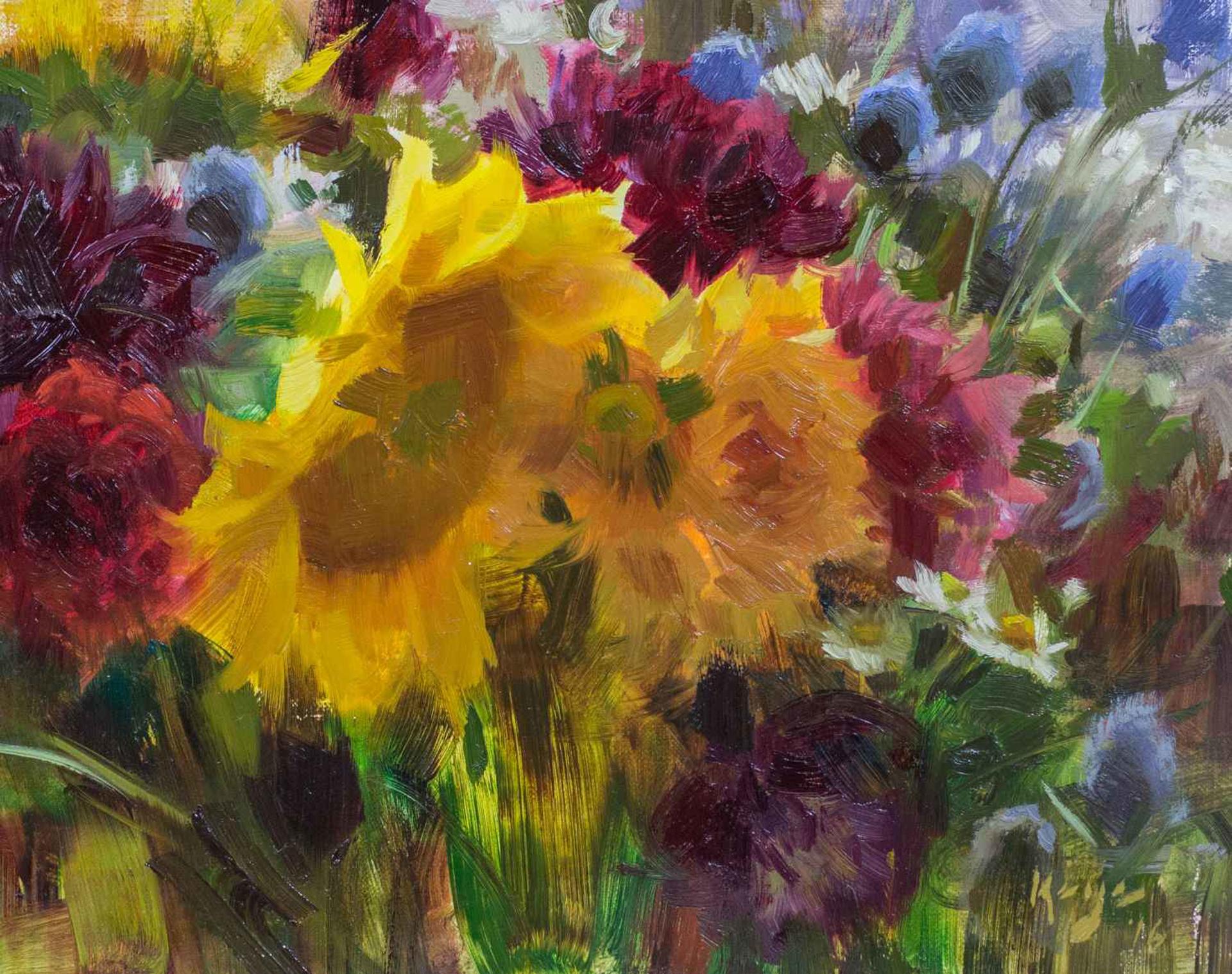 Mixed Flowers by Daniel Keys