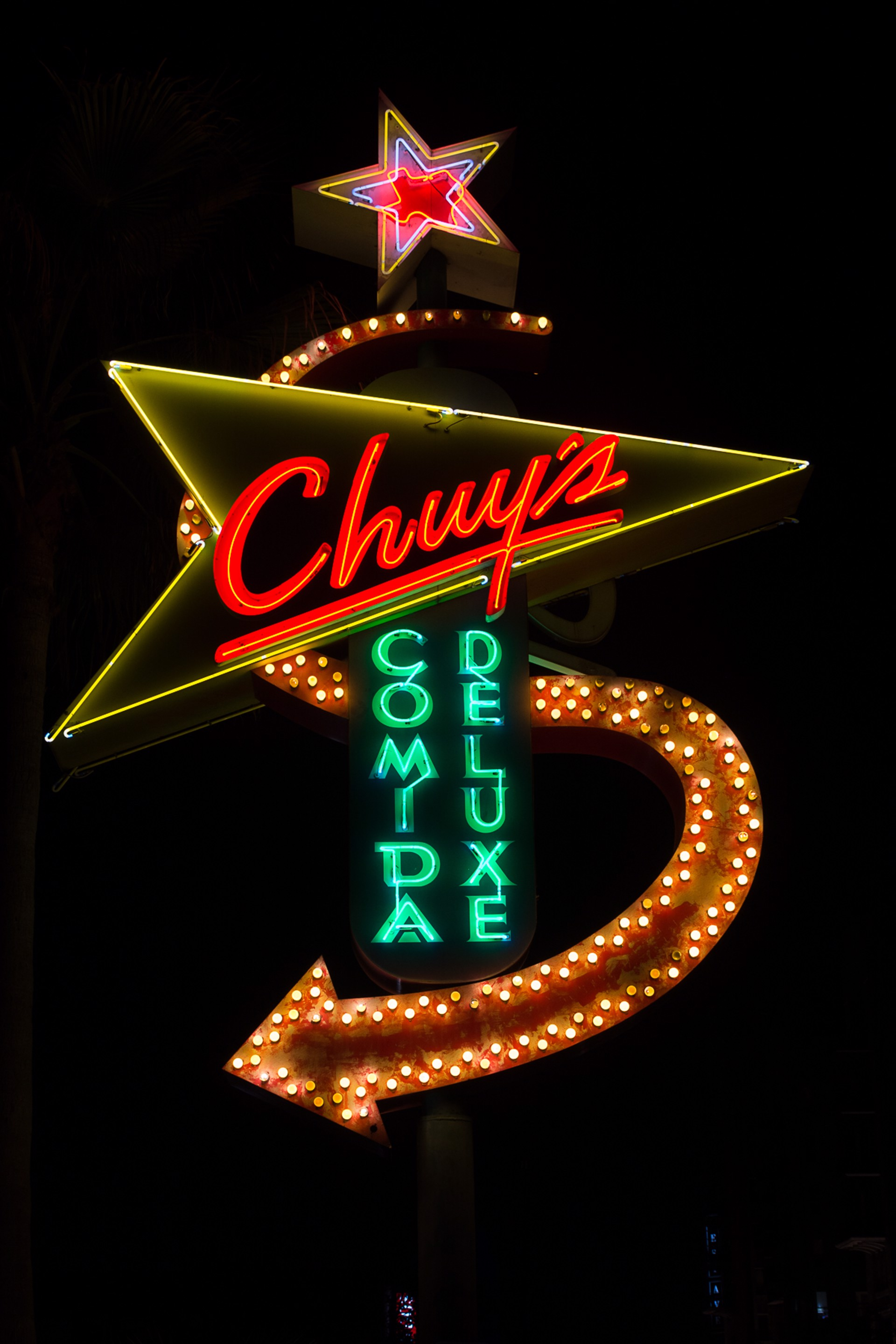 Chuy's by James C. Ritchie