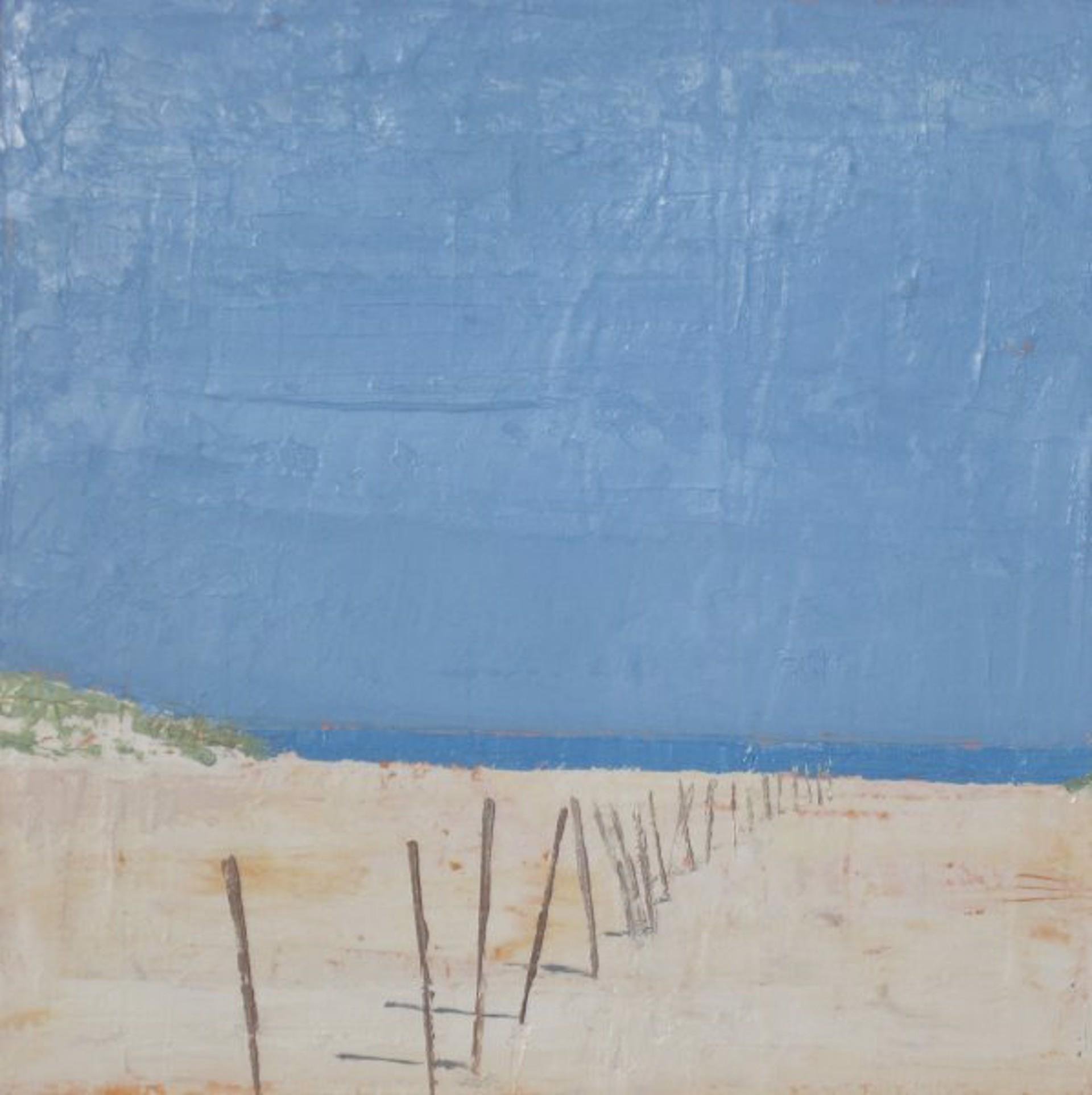 Land, Water, Sky # 25 by Richard Garrison