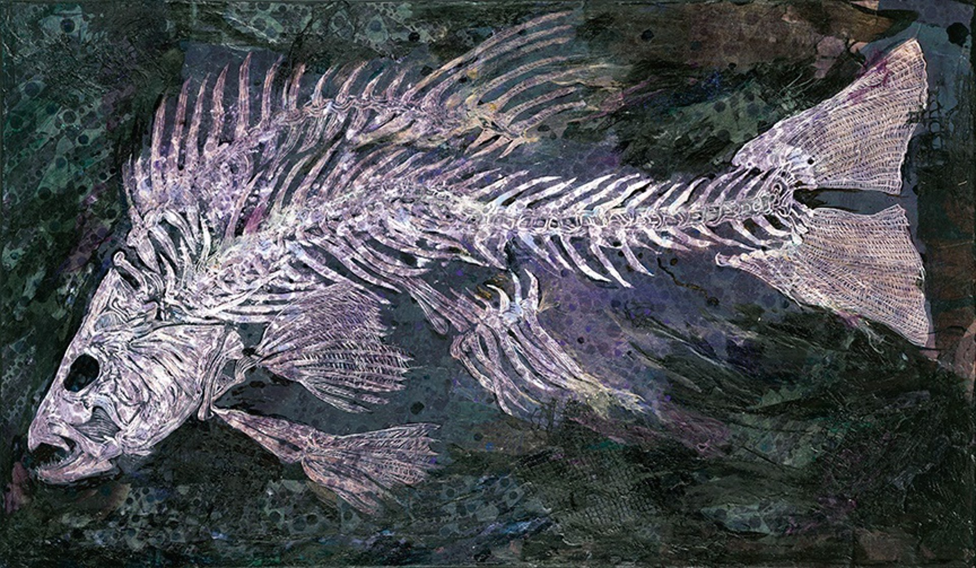 Coelencath by Rosemary Feit Covey