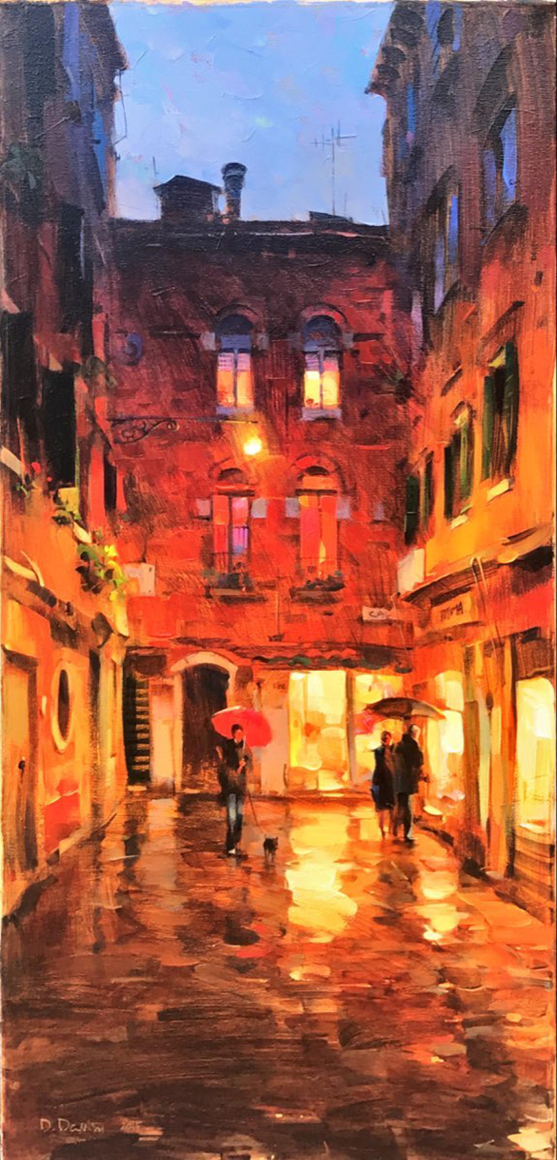 November Venice by Dmitri Danish