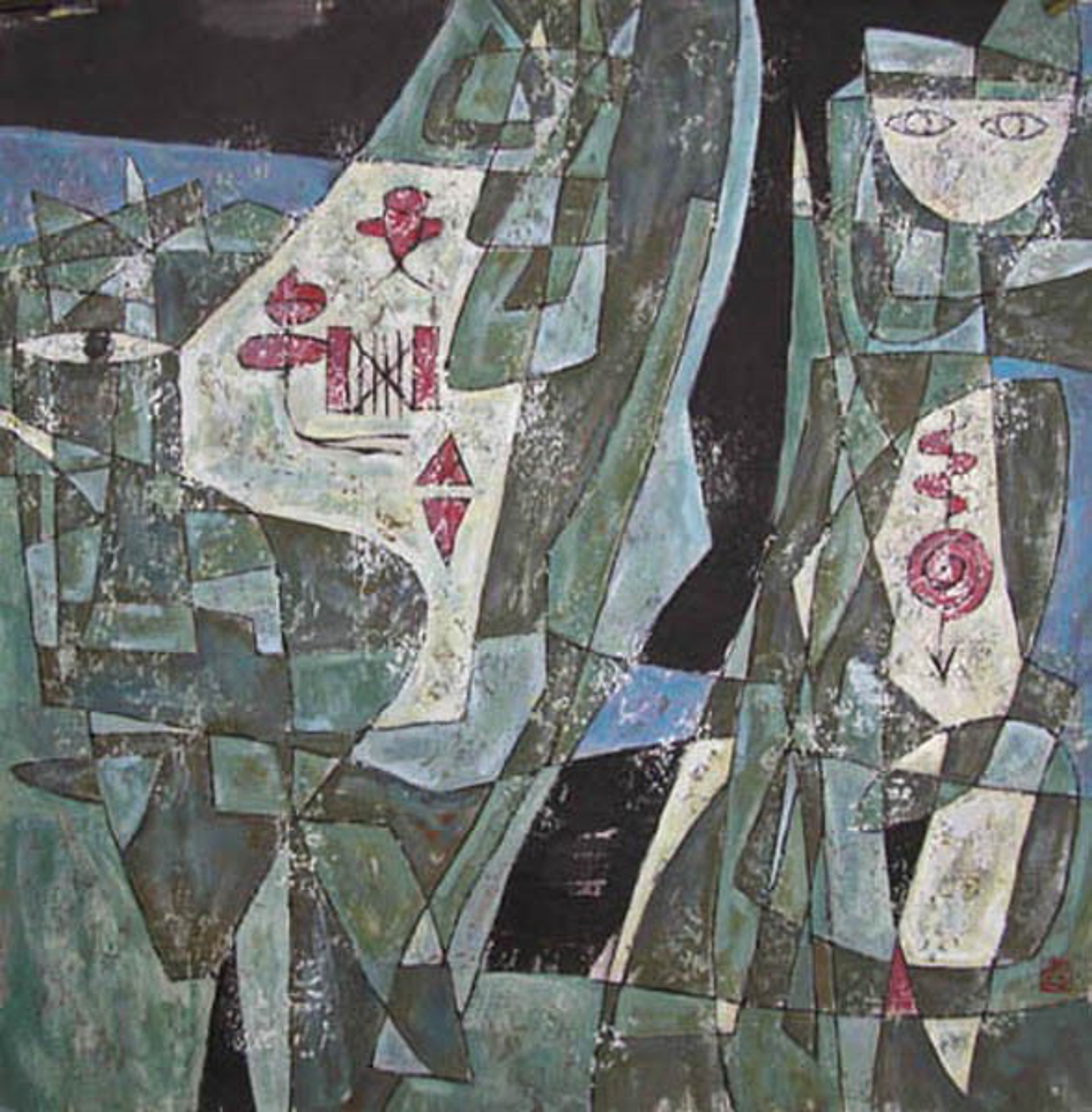 Naxi Women by Contemporary Chinese Art