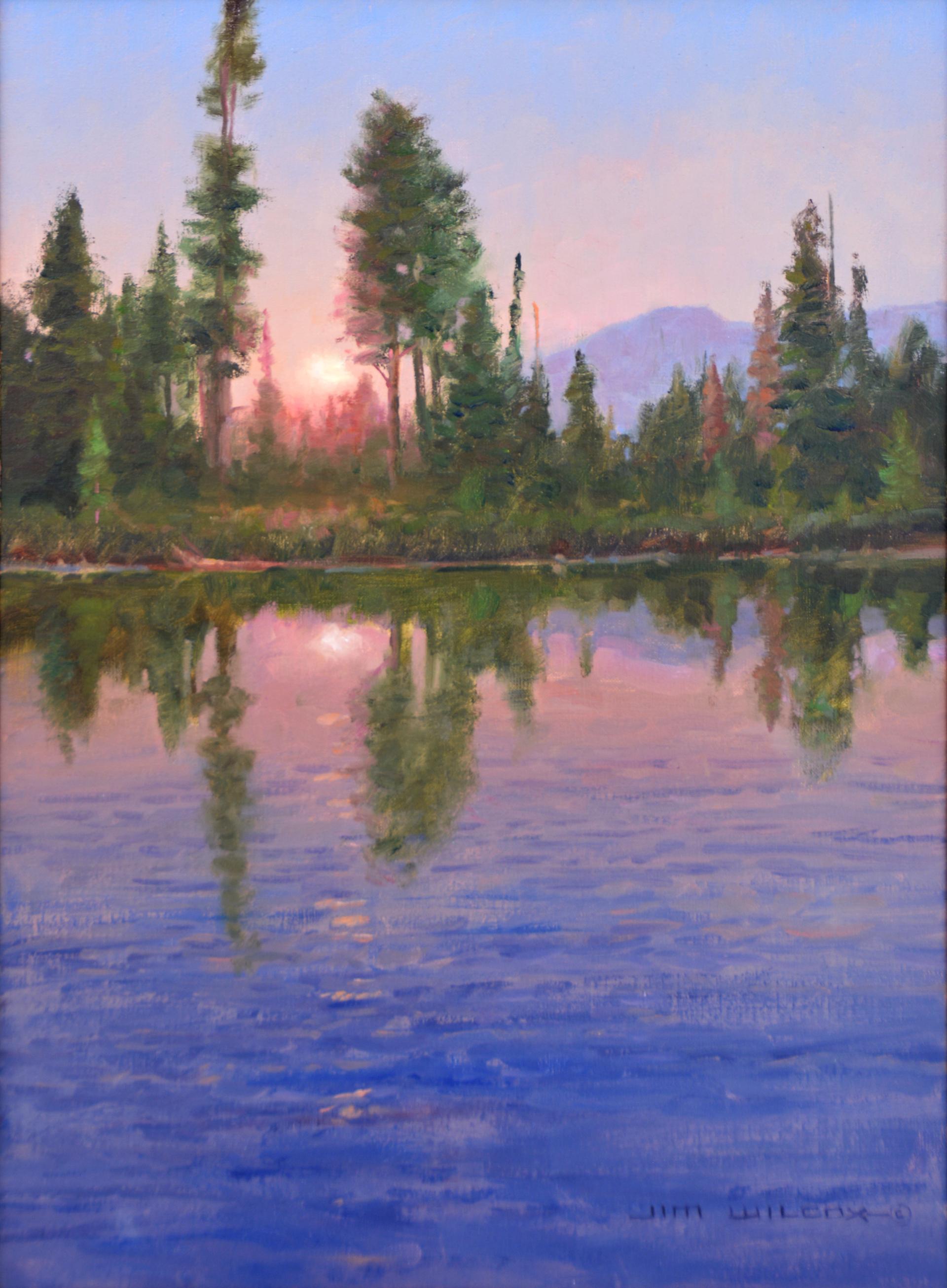 Evening Serenade by Jim Wilcox