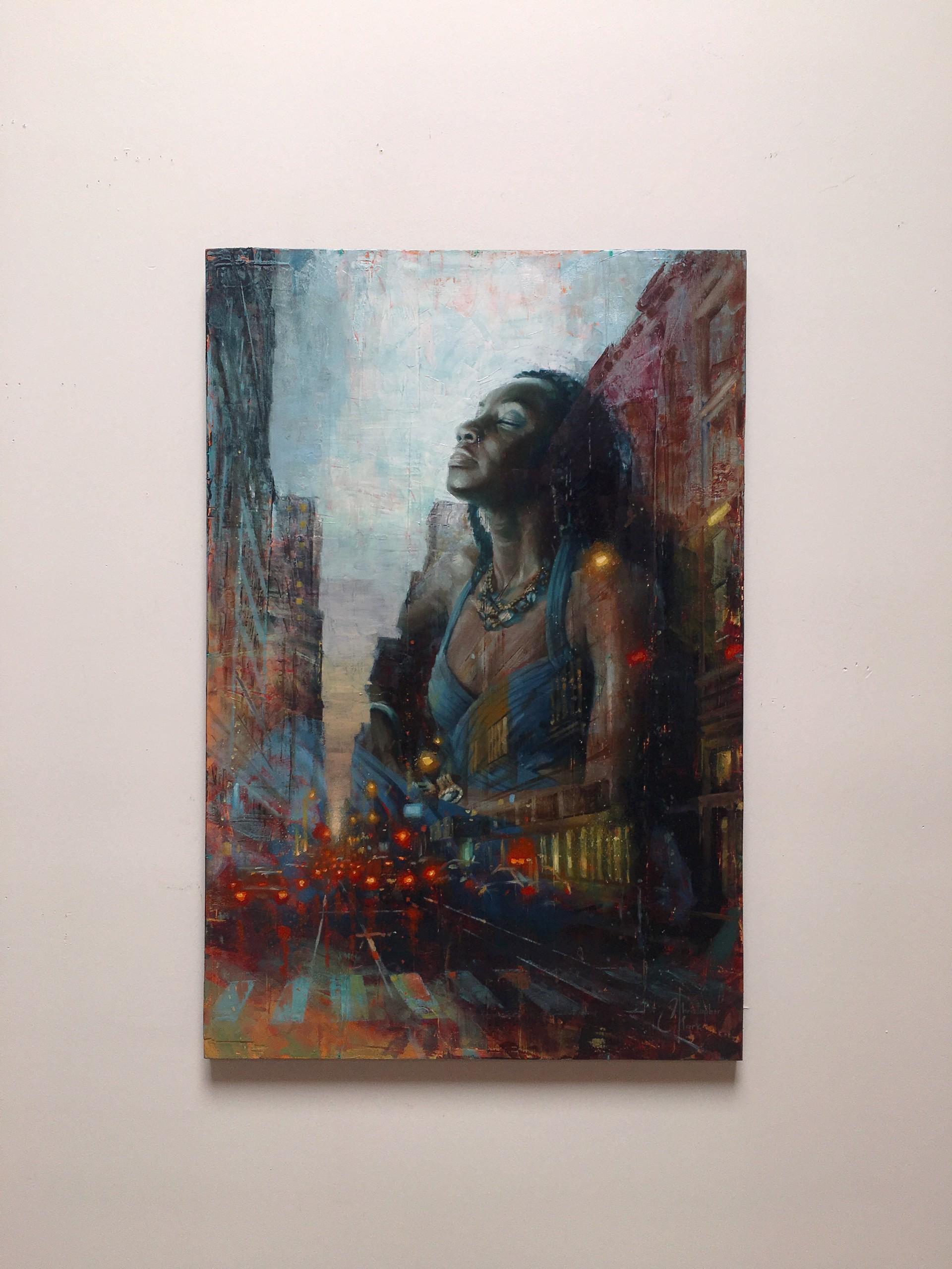 Regal Blue by Christopher Clark