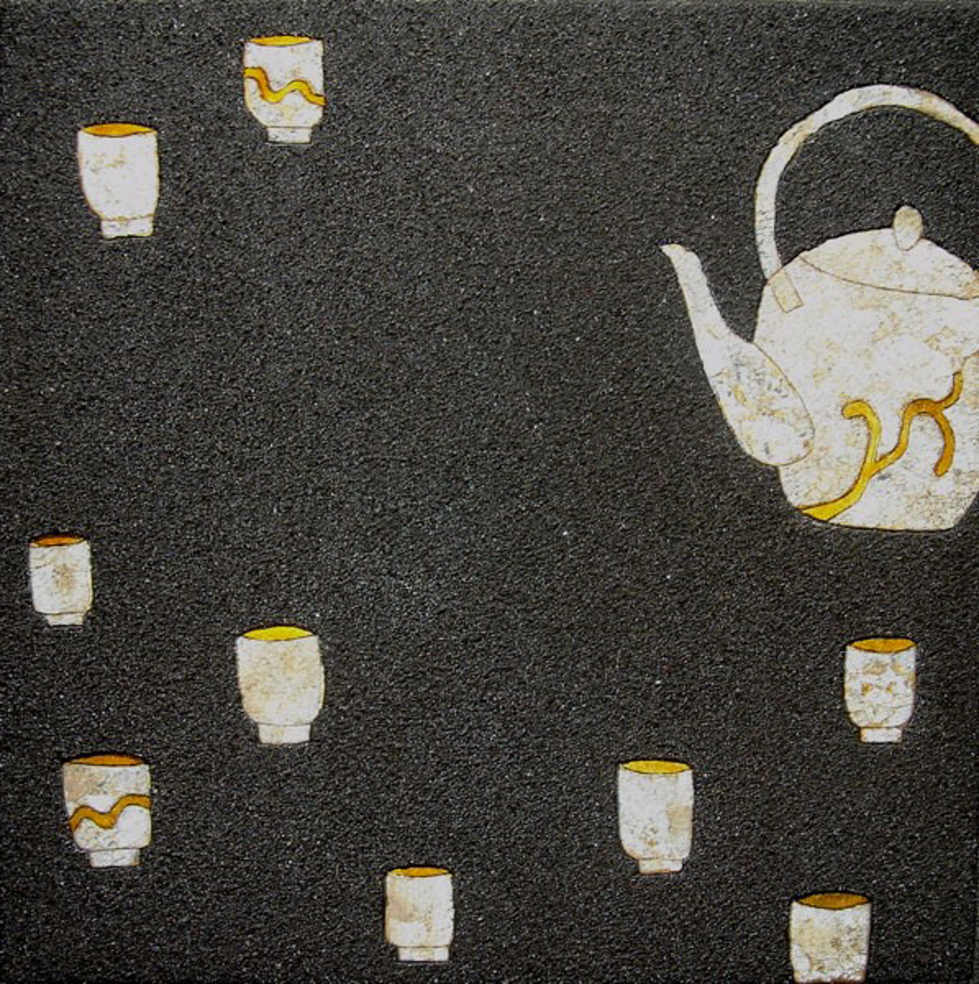 Teapot IV by Bui Cong Khanh