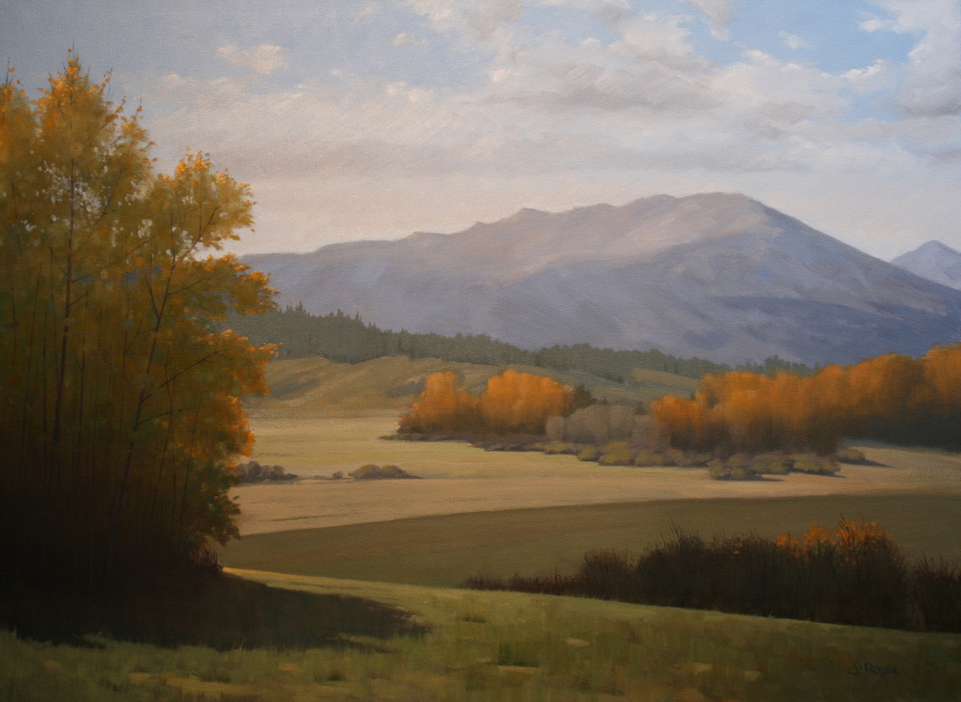 Late Summer by John Roush