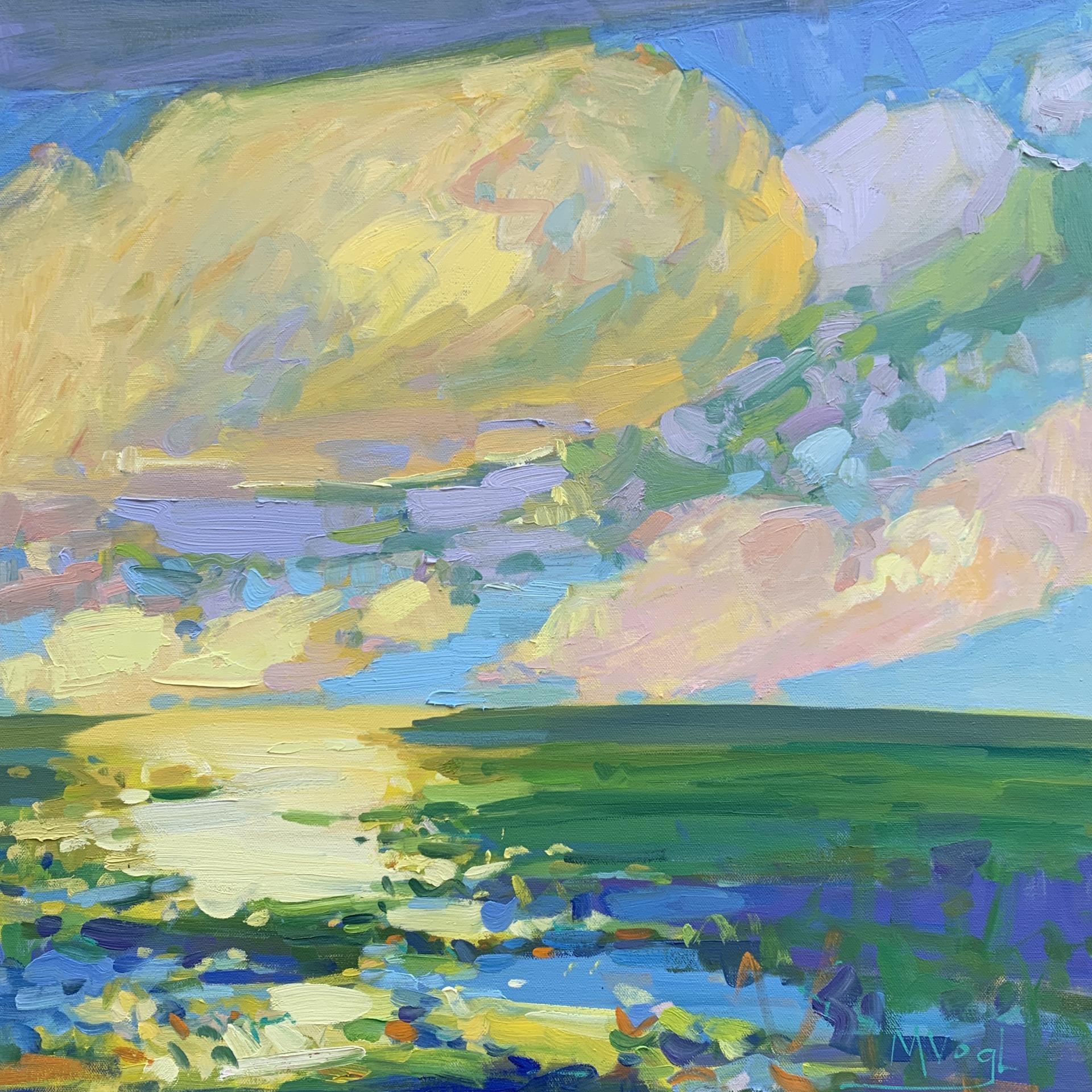 Sun Salutation by Marissa Vogl