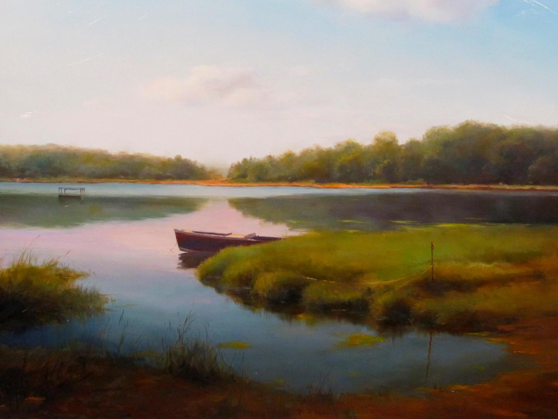 Summer Bay by Arnold Desmarais