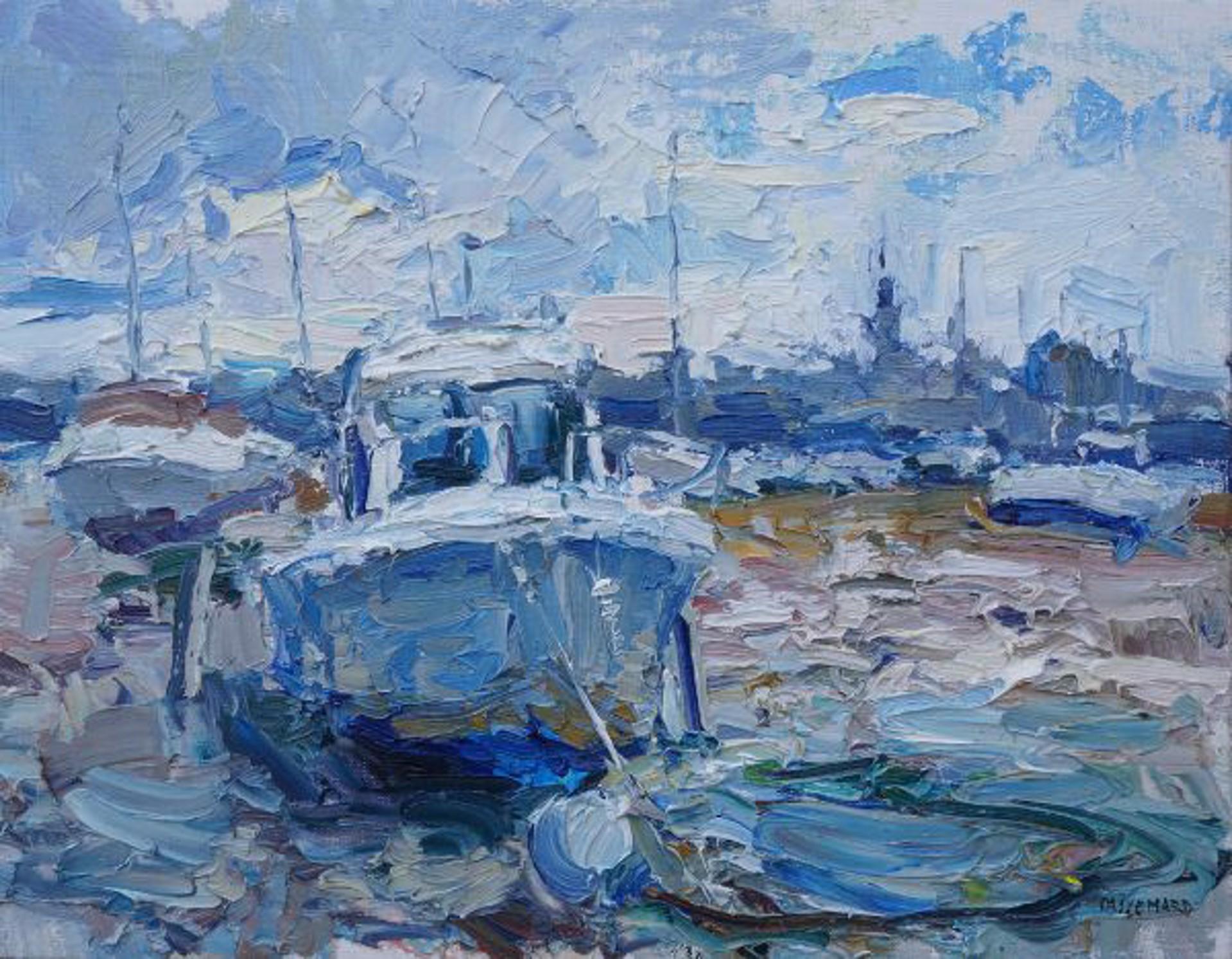 Low Tide by Antonin Passemard