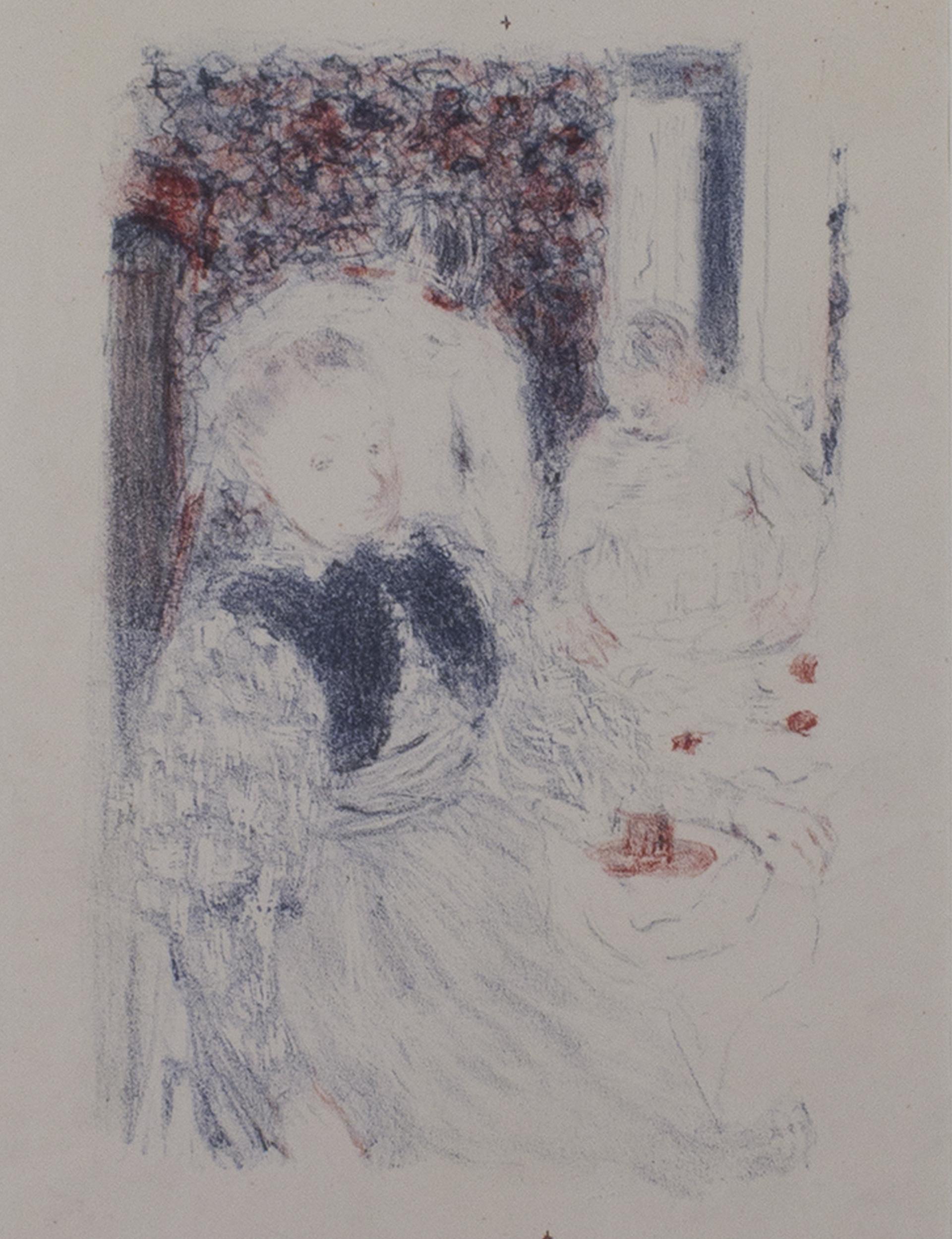 Le Dejeuner Ref. RM #15 Ed: of 20 by Edouard Vuillard
