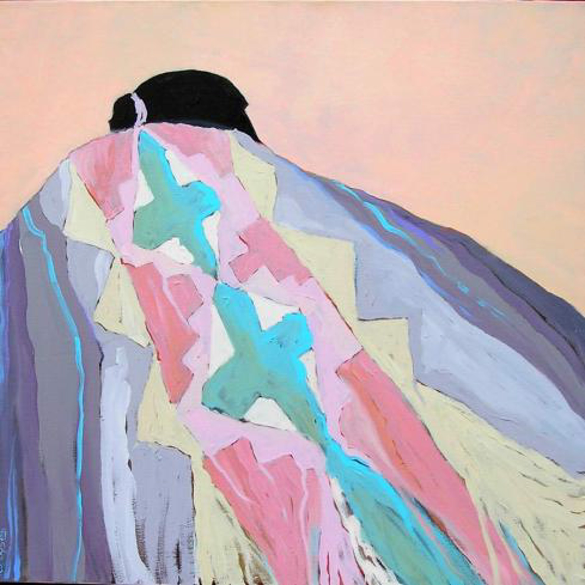 Spring Blanket by Dolona Roberts