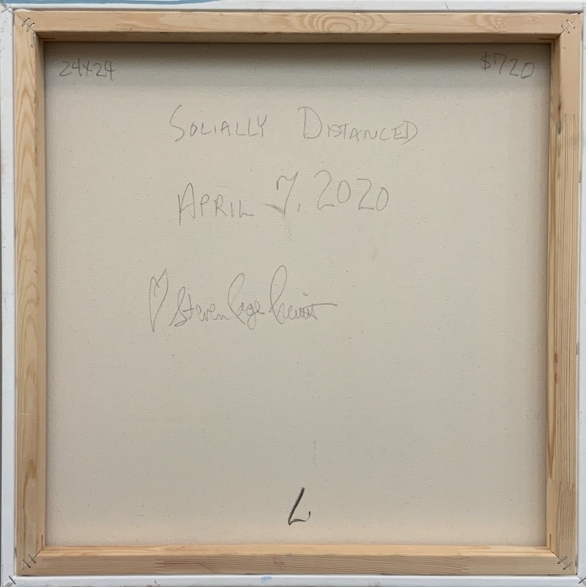 Socially Distanced 7 by Steven Page Prewitt