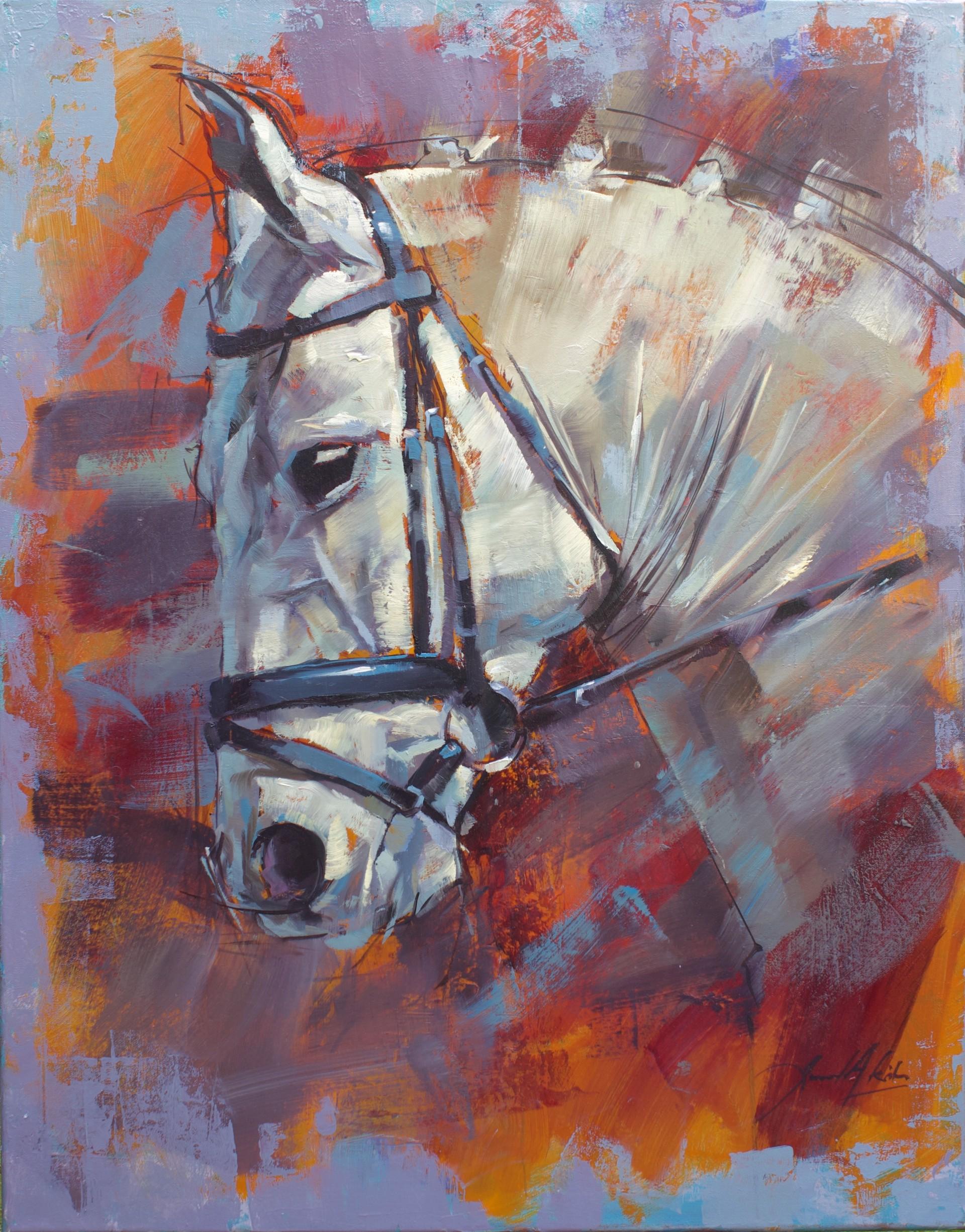 Equus I by Jamel Akib