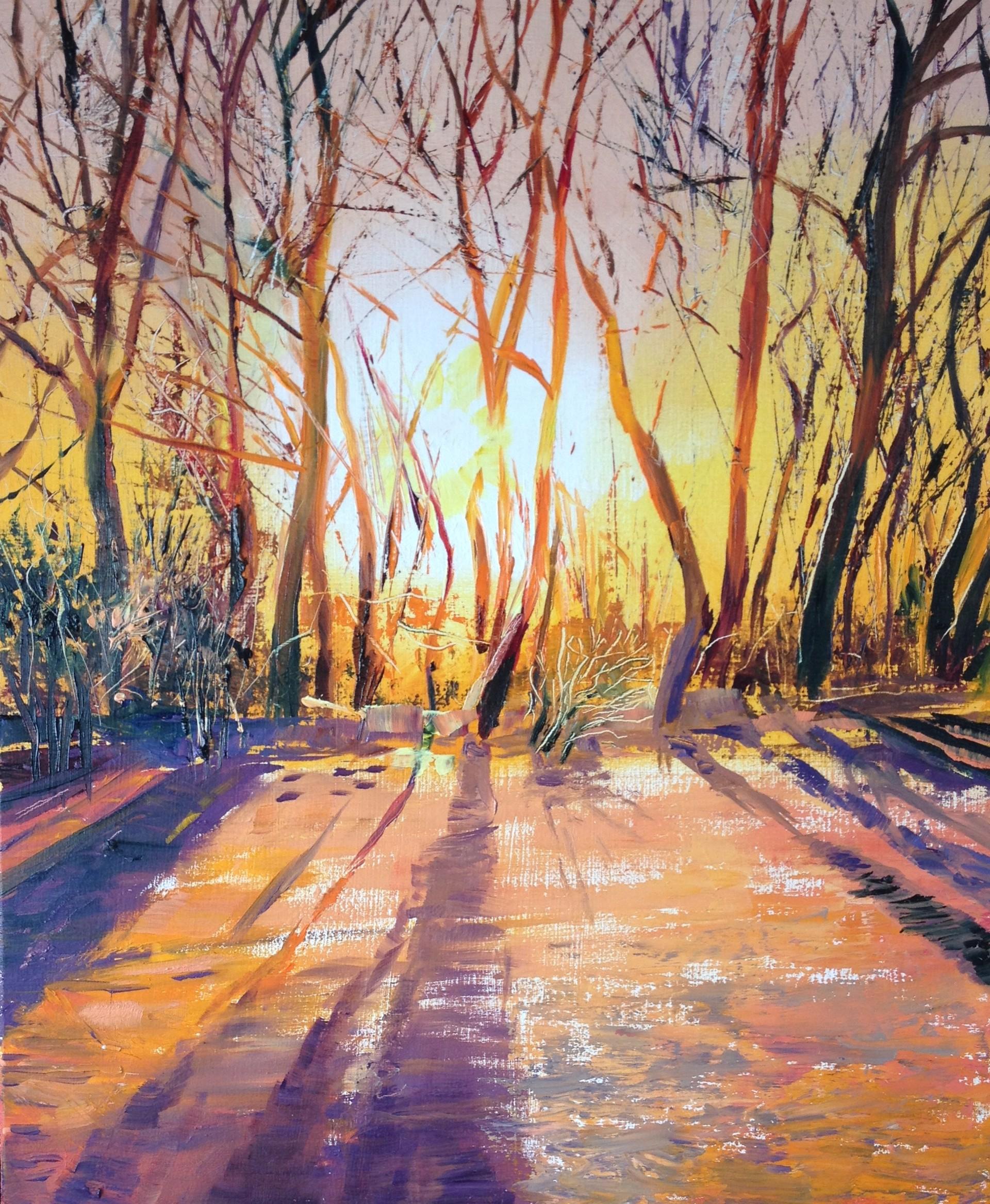 Winter Warmth by Dan Knepper