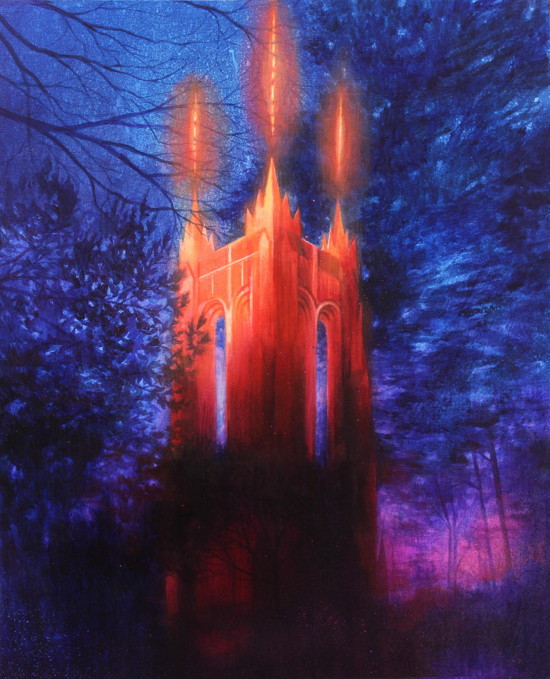 Night Veil by Eli McMullen