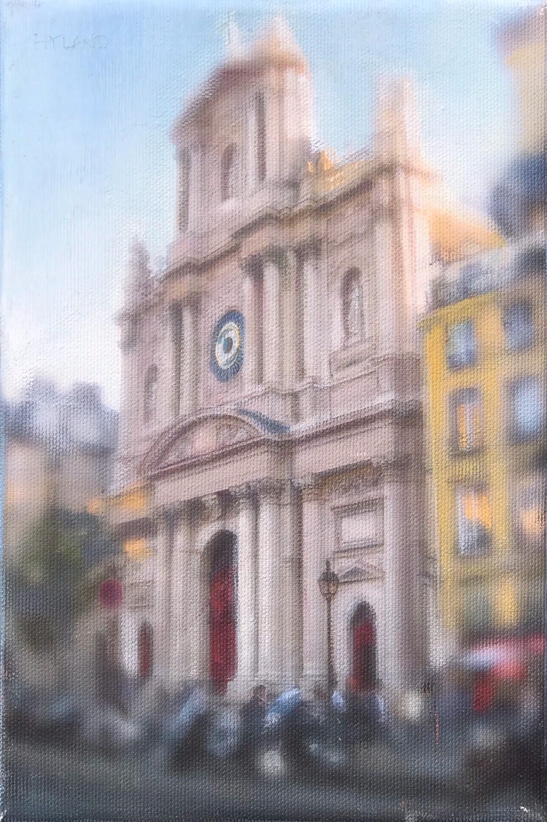 Heaven's Gate by John Hyland