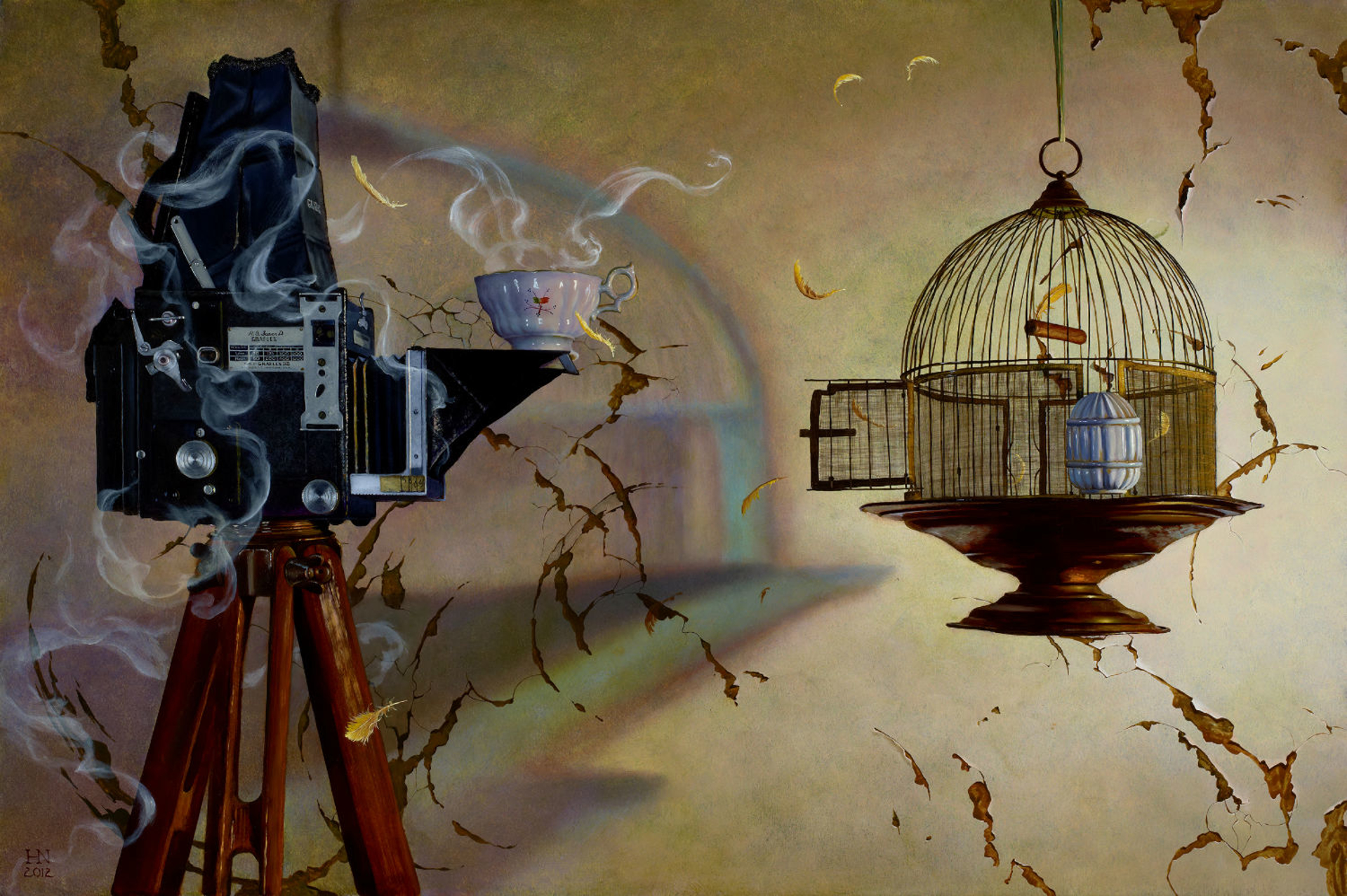 Camera Obscura by Heather Neill