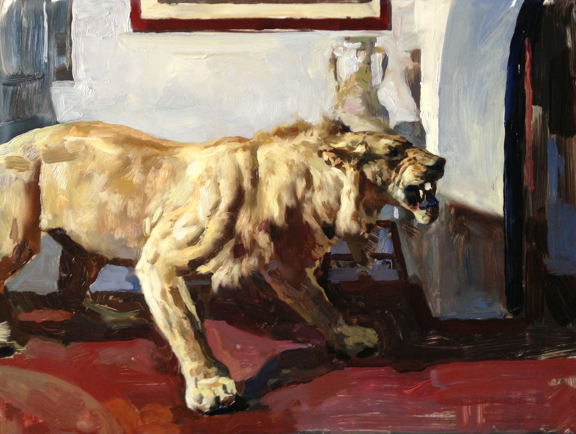 The Lion by Hollis Dunlap
