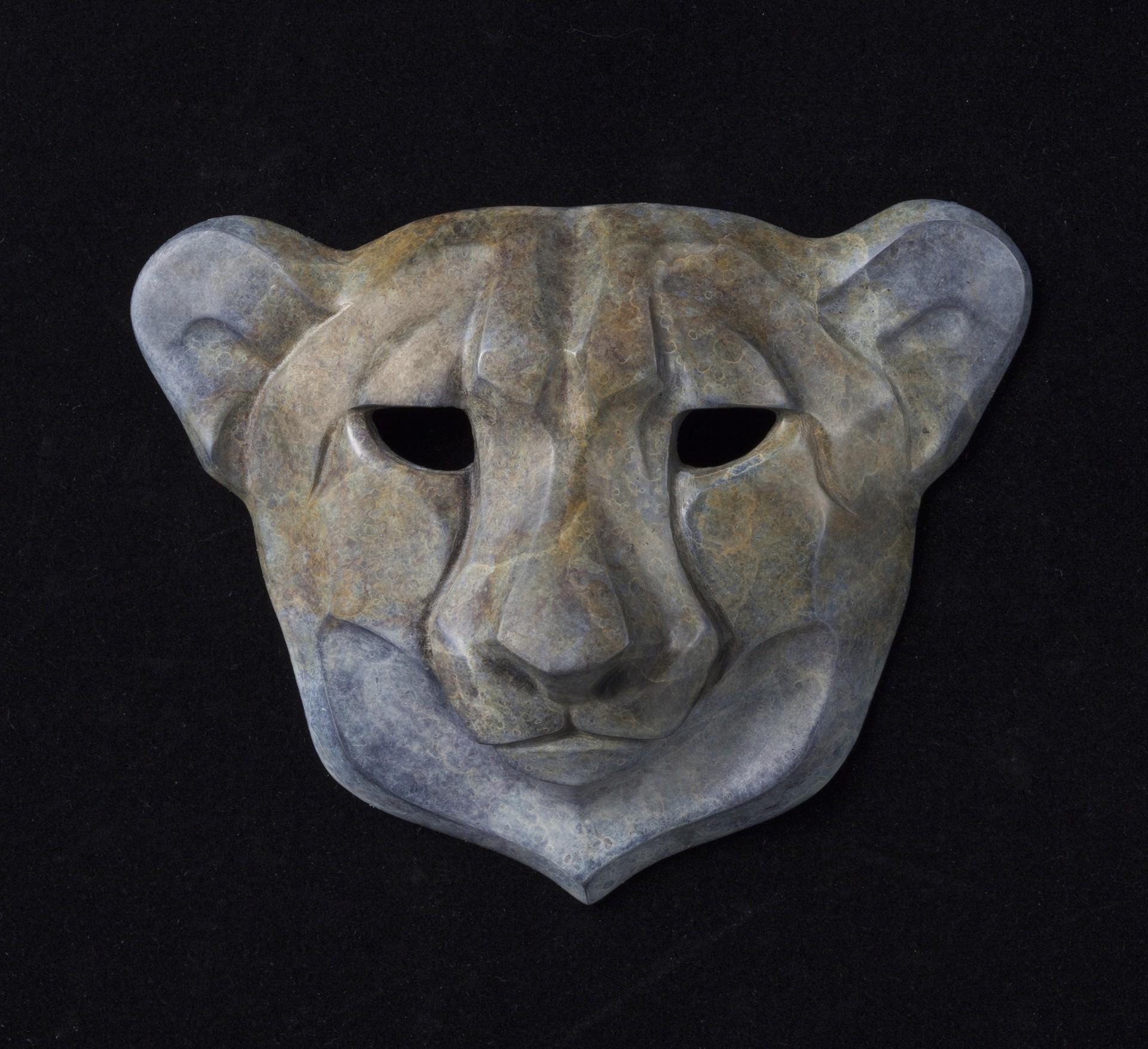 Cheetah Mask Maquette by Rosetta