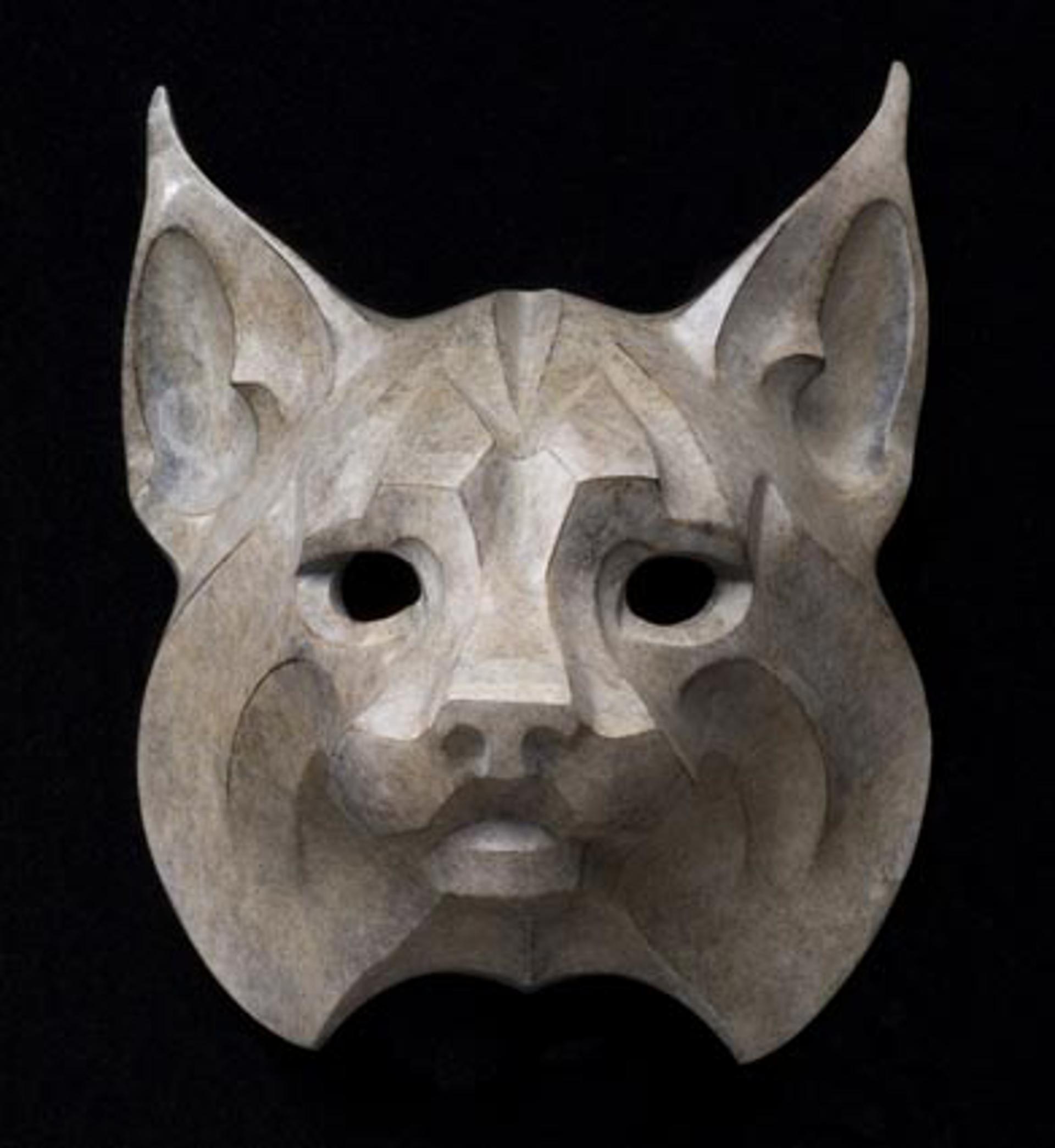 Bobcat Mask Maquette by Rosetta