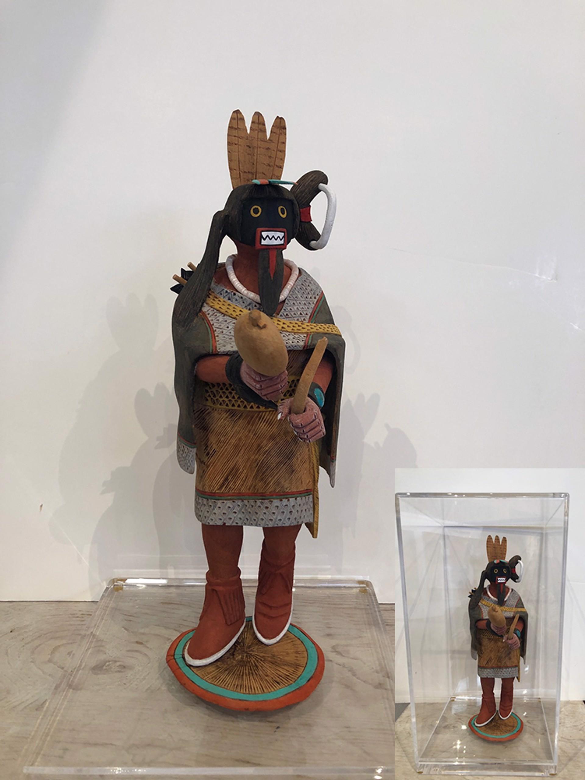 War Maiden by Unknown Hopi
