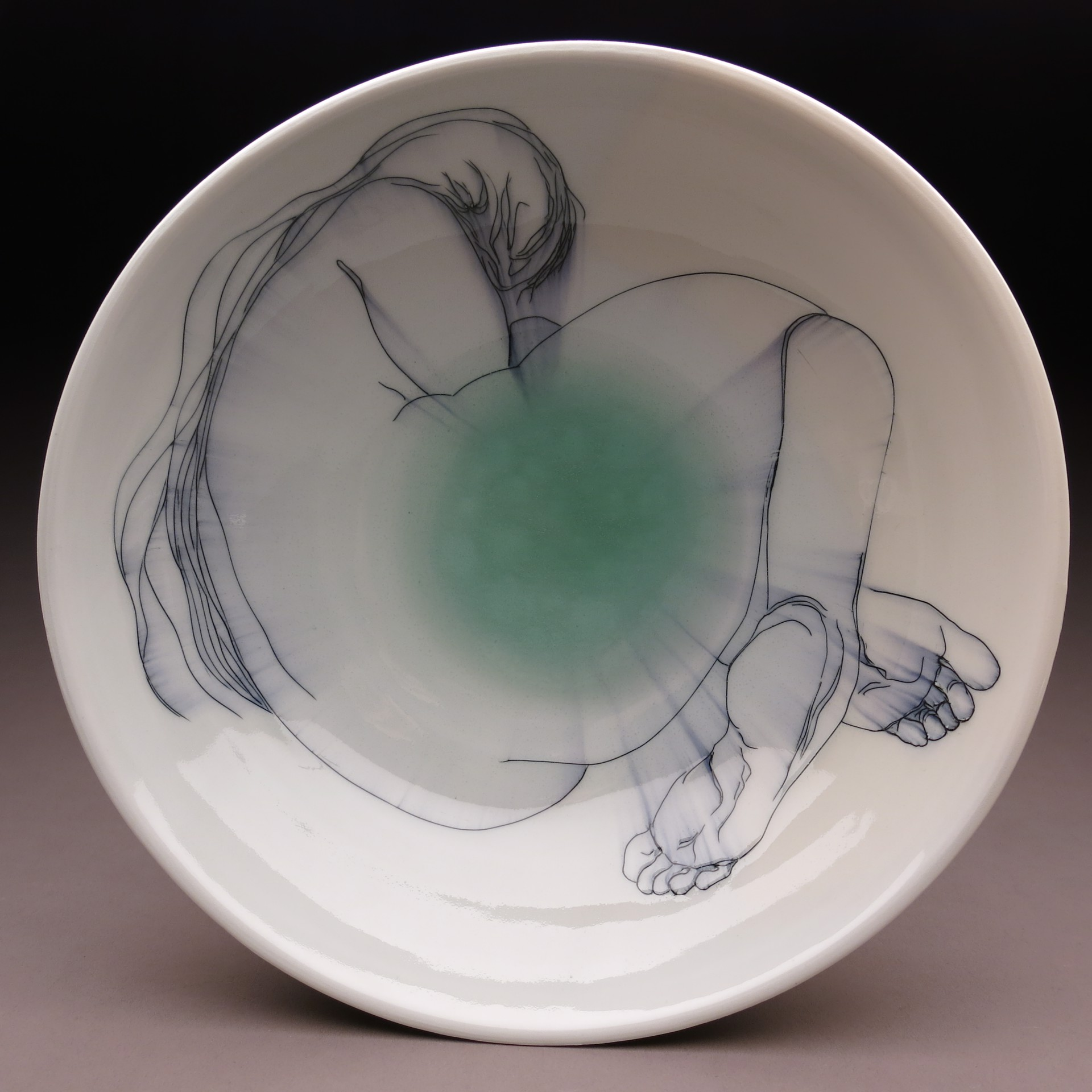 Figurative Bowl - Large by Amy Smith