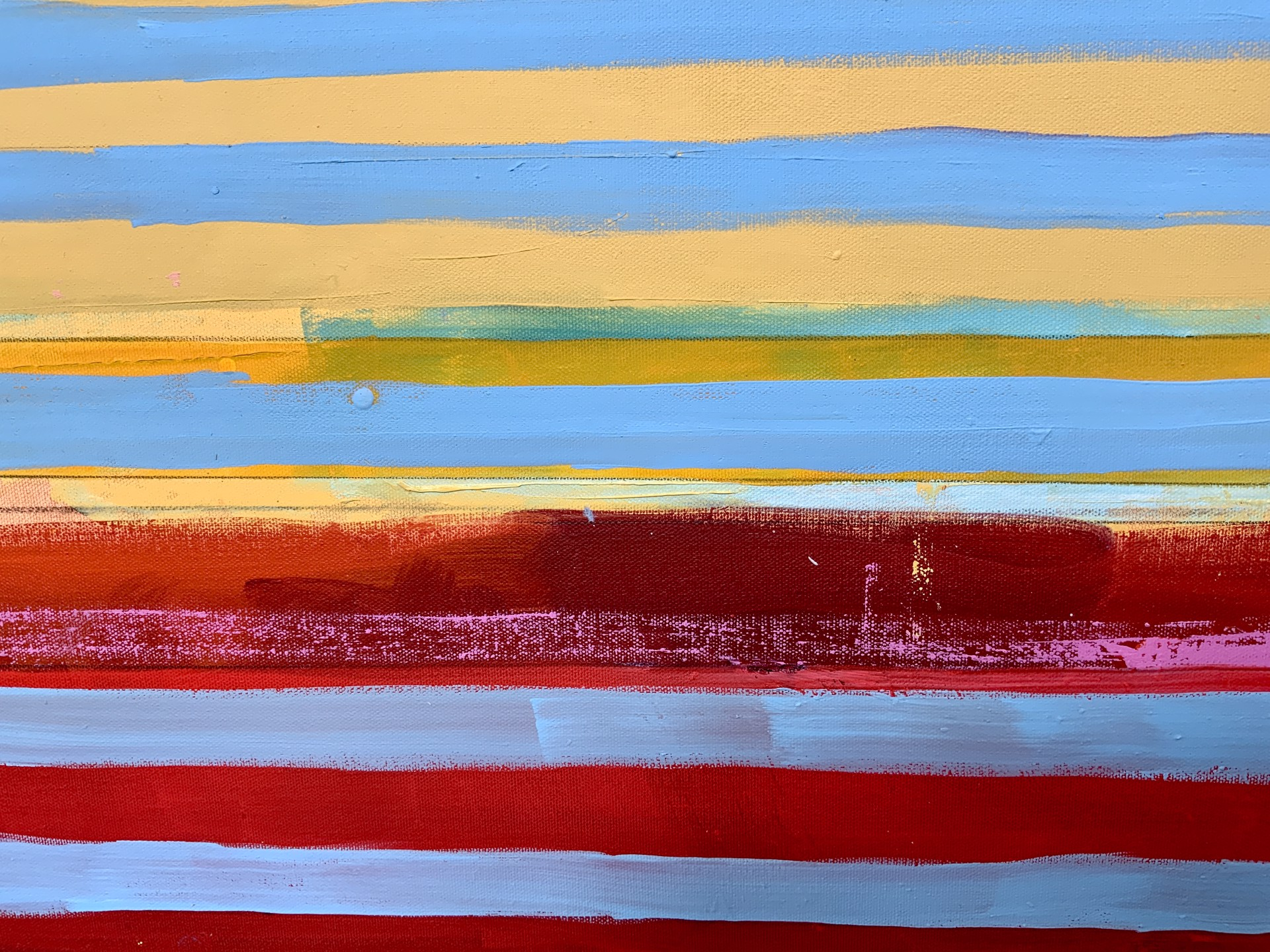 Abstract Landscape 21 by stevenpage prewitt