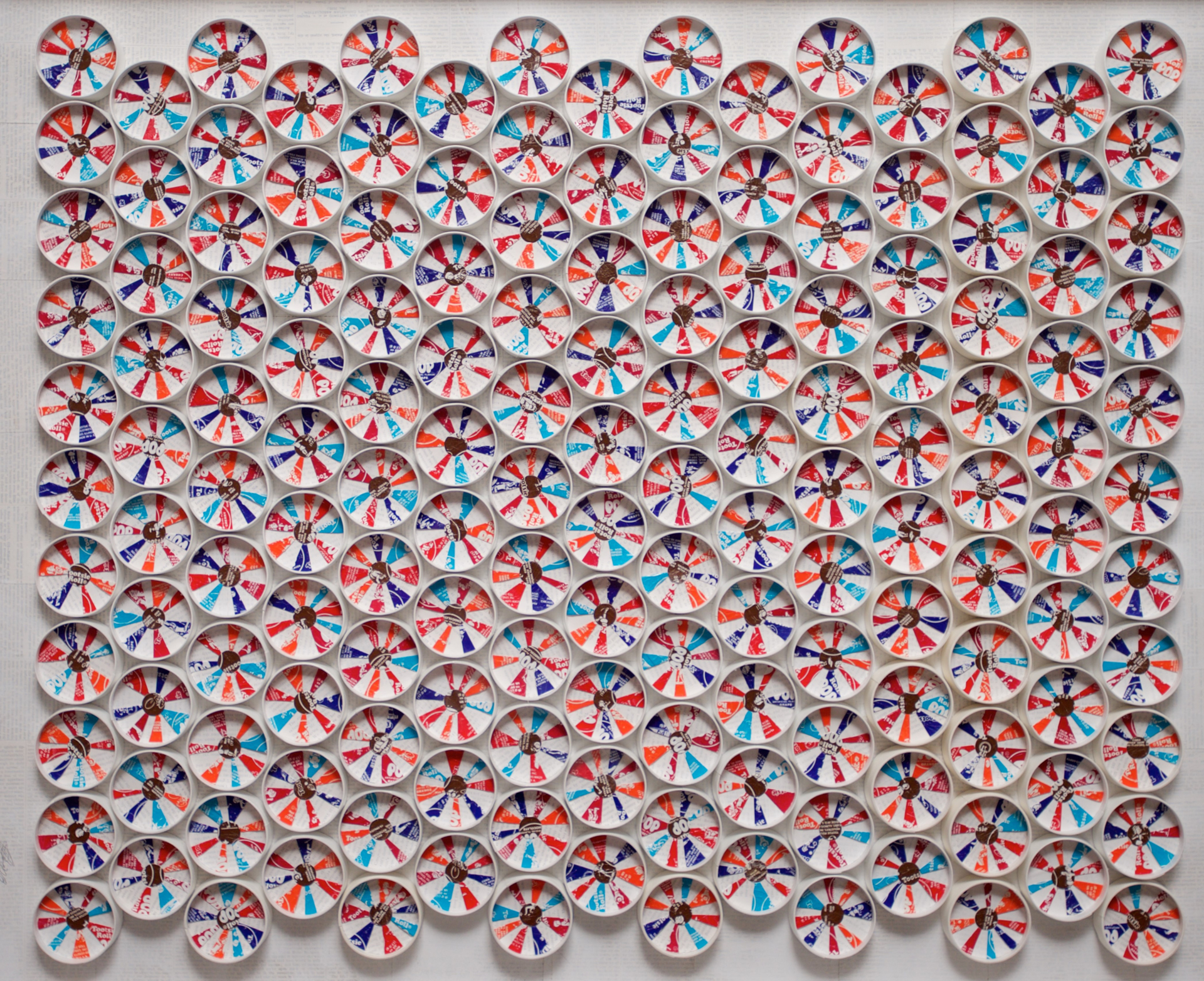 Circle Quilt by Philip Durst