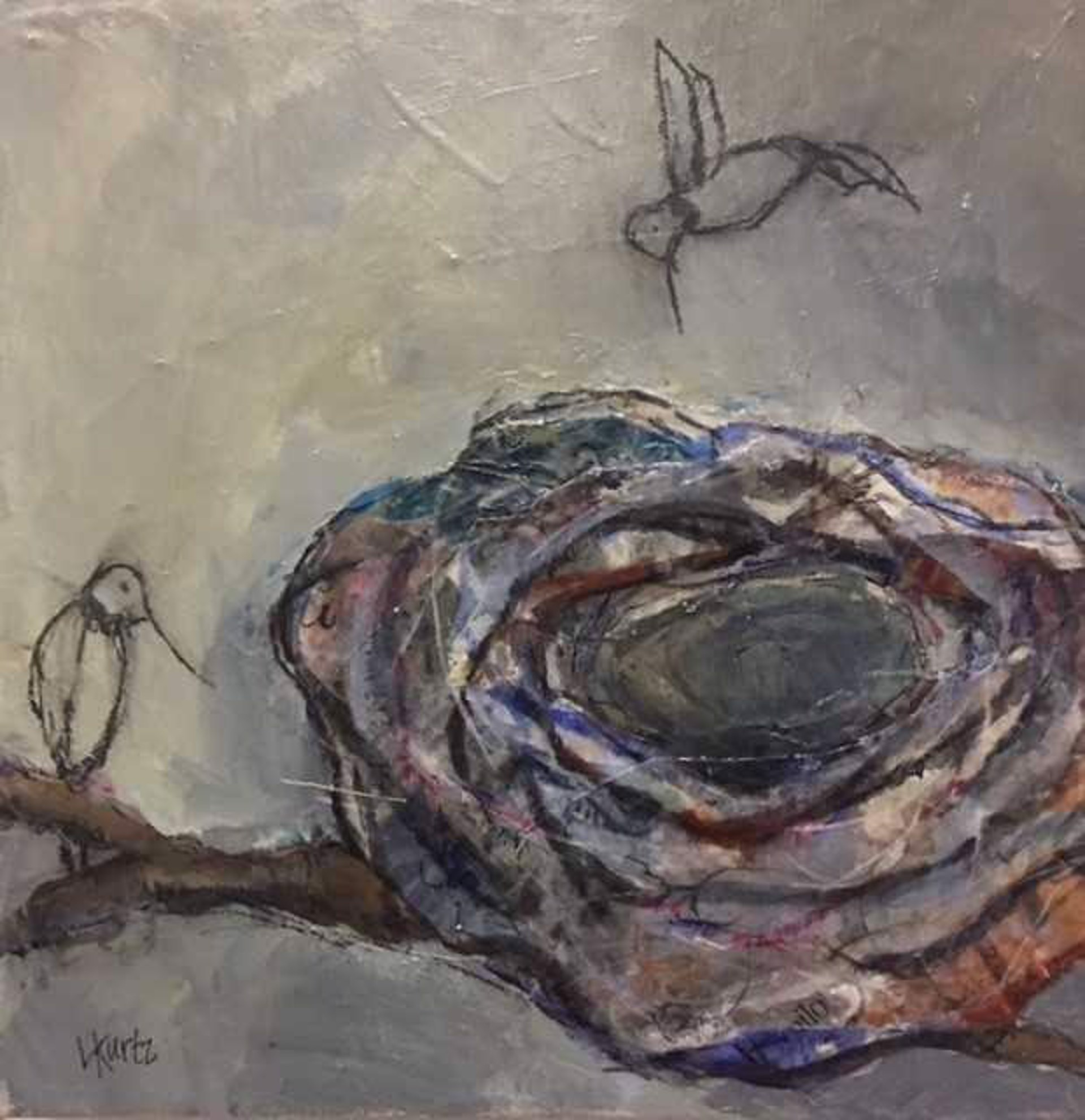 Emptiness by Lorra Kurtz