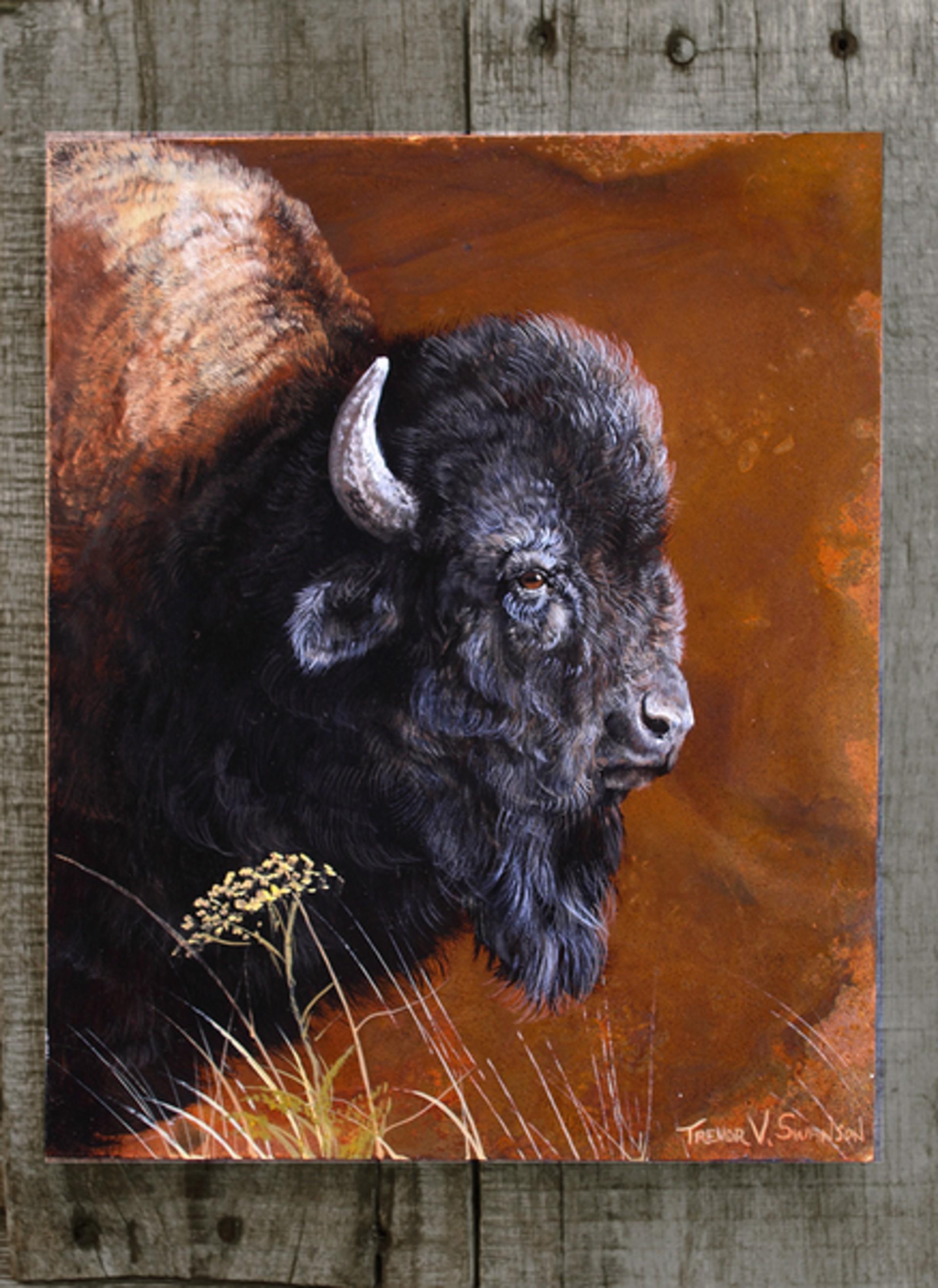 Herd Guard by Trevor Swanson