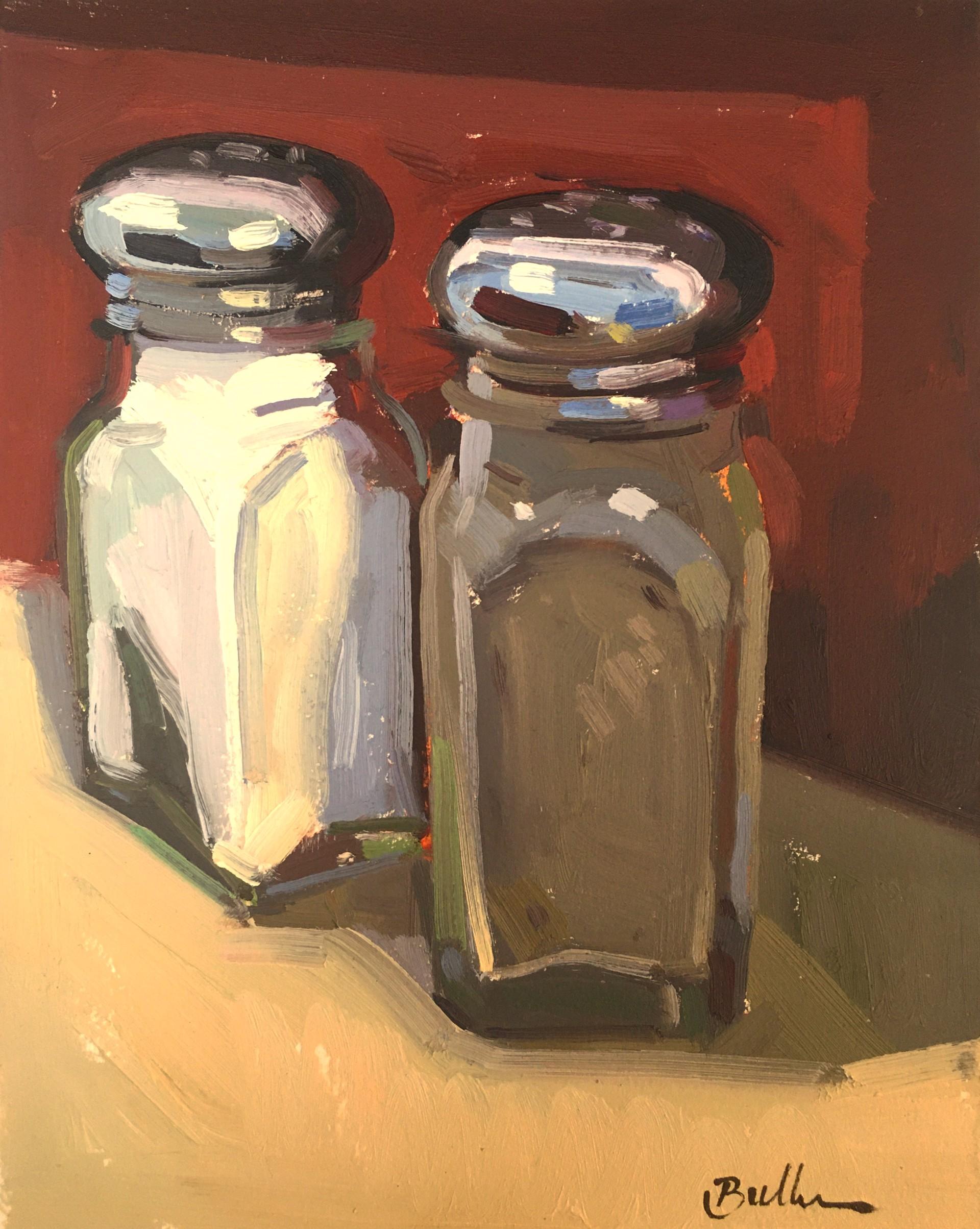 Salt and Pepper Revisted by Samantha Buller