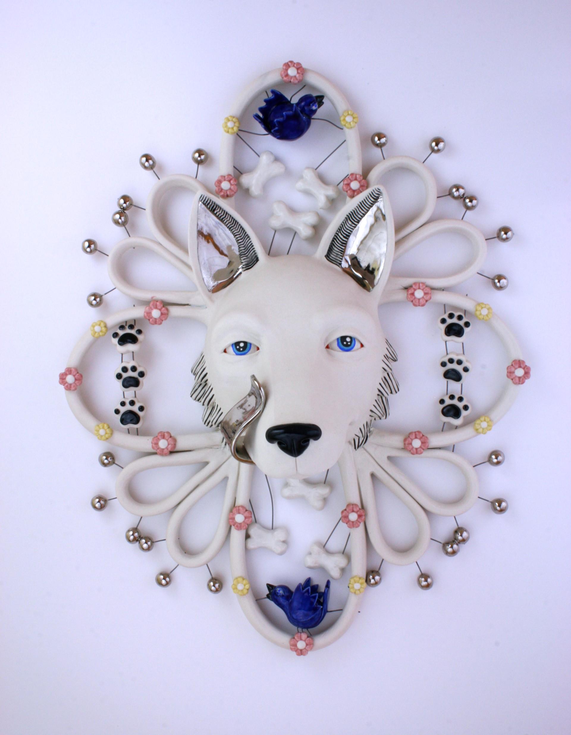 SILVER TONGUE WOLF by Taylor Robenalt