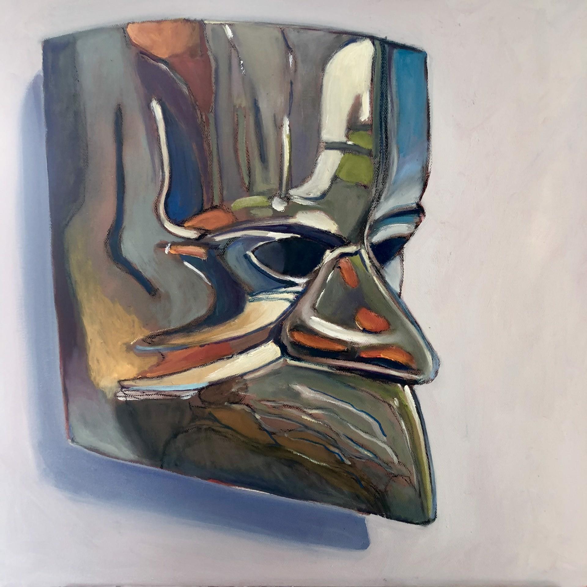 The Mask by Maurizio Maso