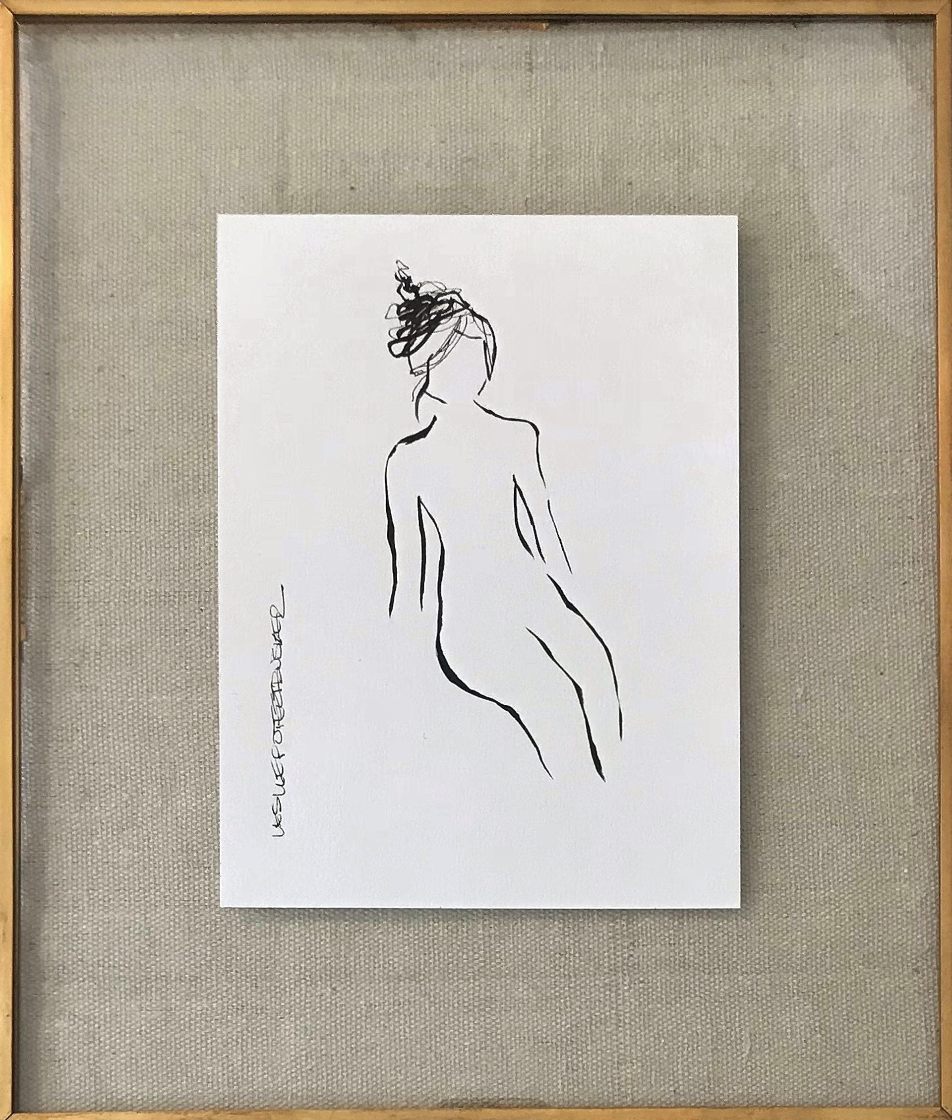 Figure No. 23 by Leslie Poteet Busker