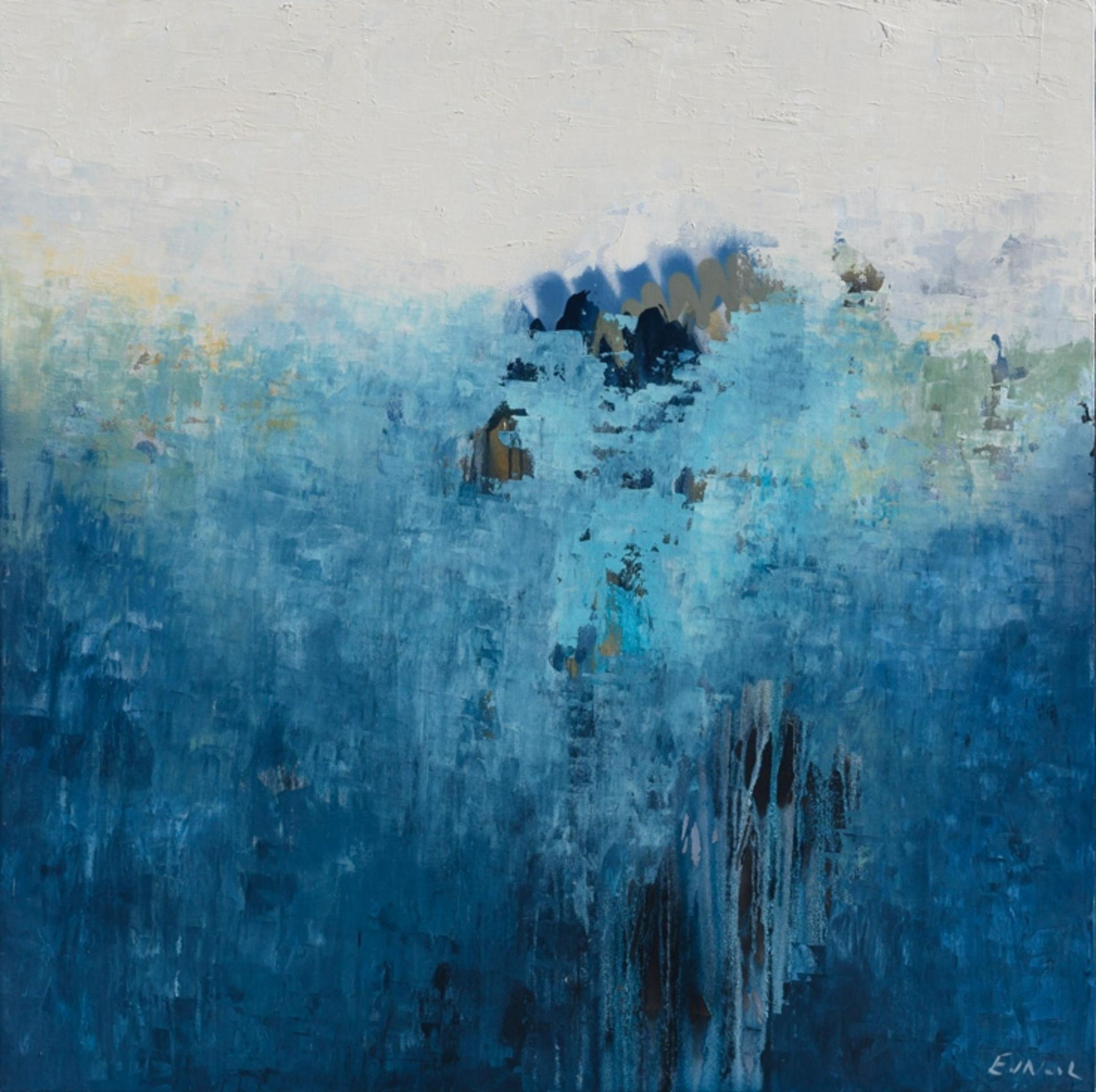 Nautical Depths XV by Ed Nash