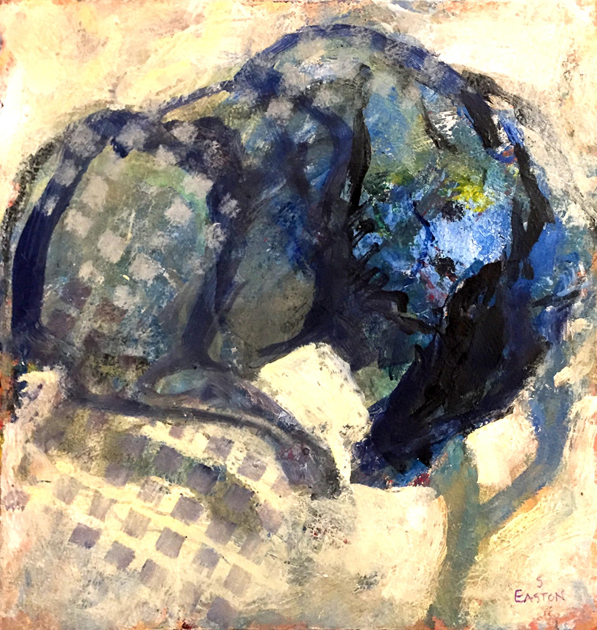 Blue Buck by Susan Easton Burns