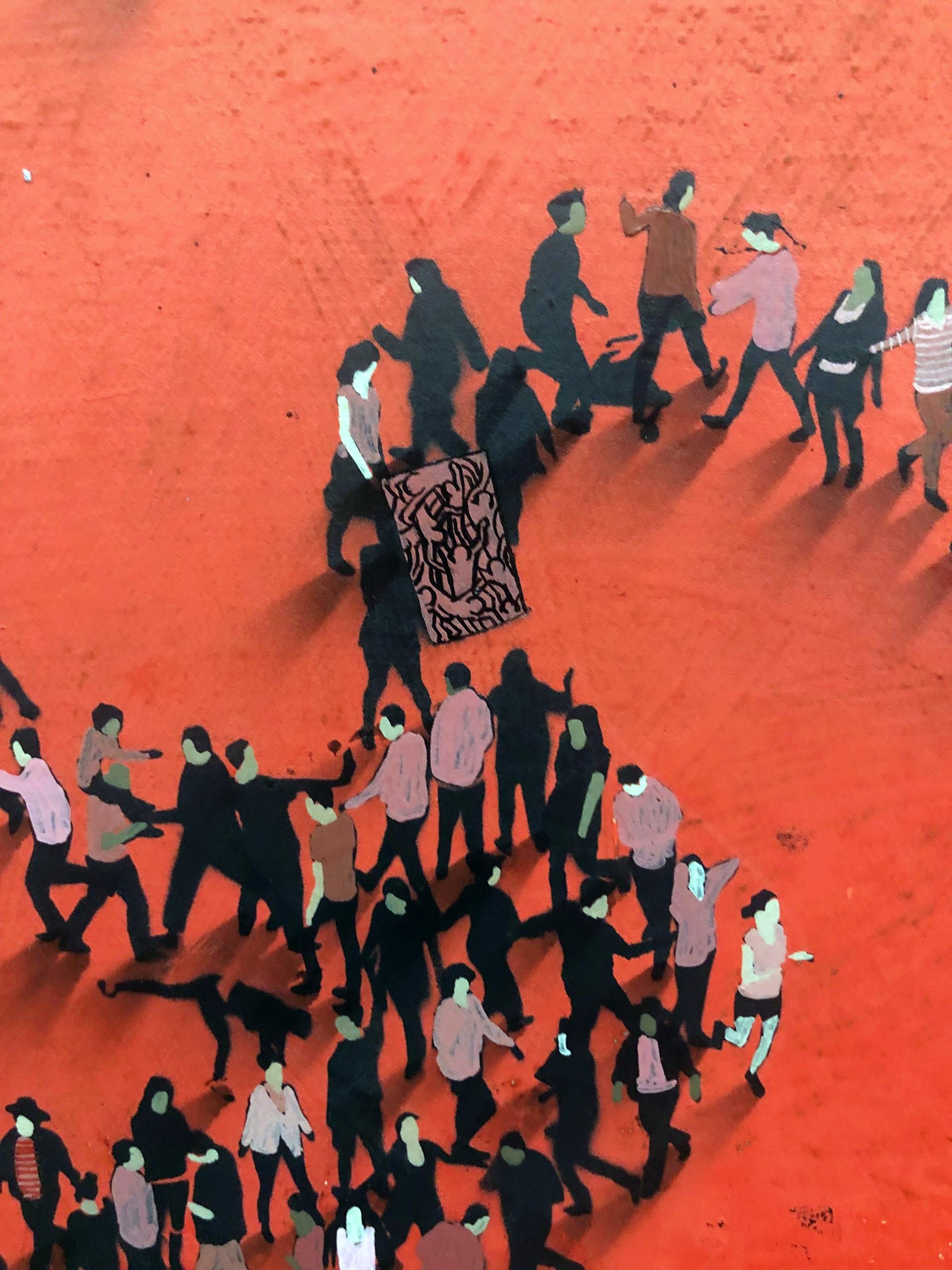 Segment of People by Craig Alan, Populus Homage